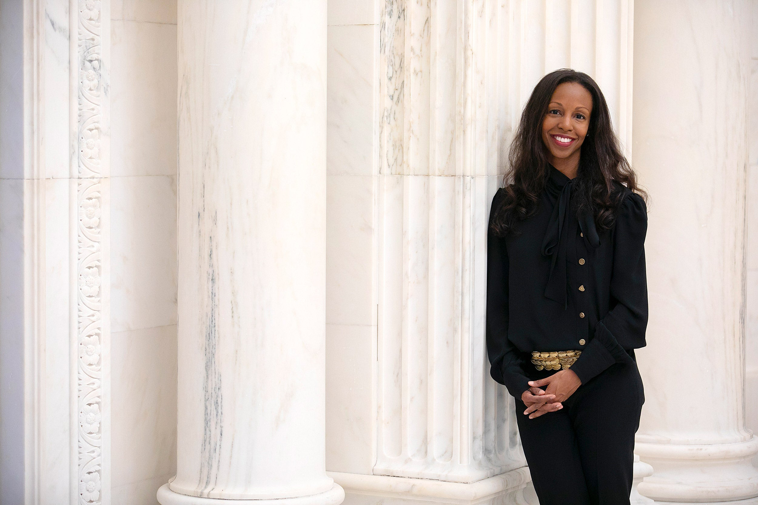Assistant Professor of History of Art and Architecture and African and African American Studies Sarah Lewis