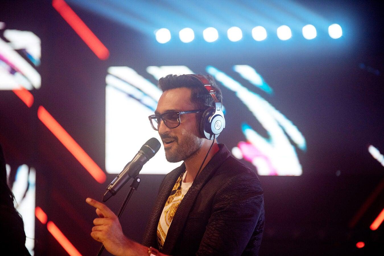Ali Sethi.
