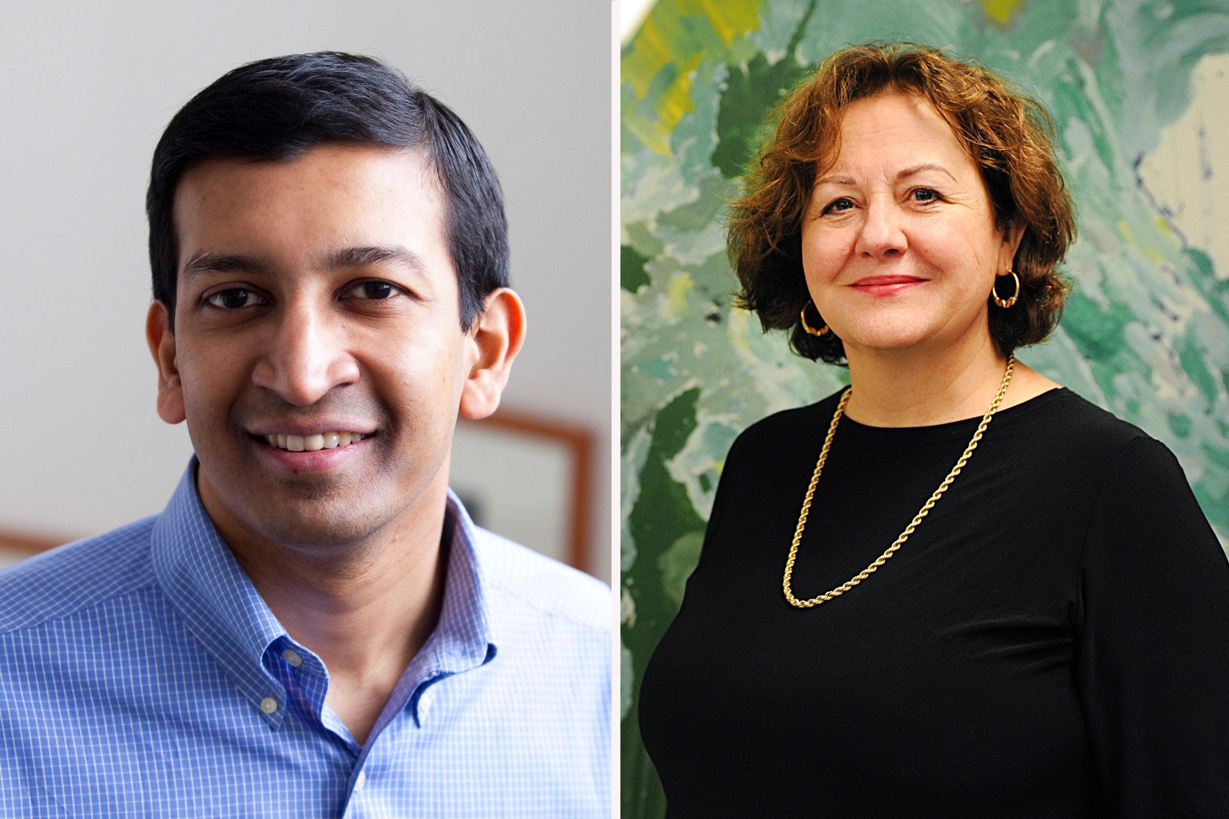 Harvard economist, sociologist win prestigious Carnegie fellowships