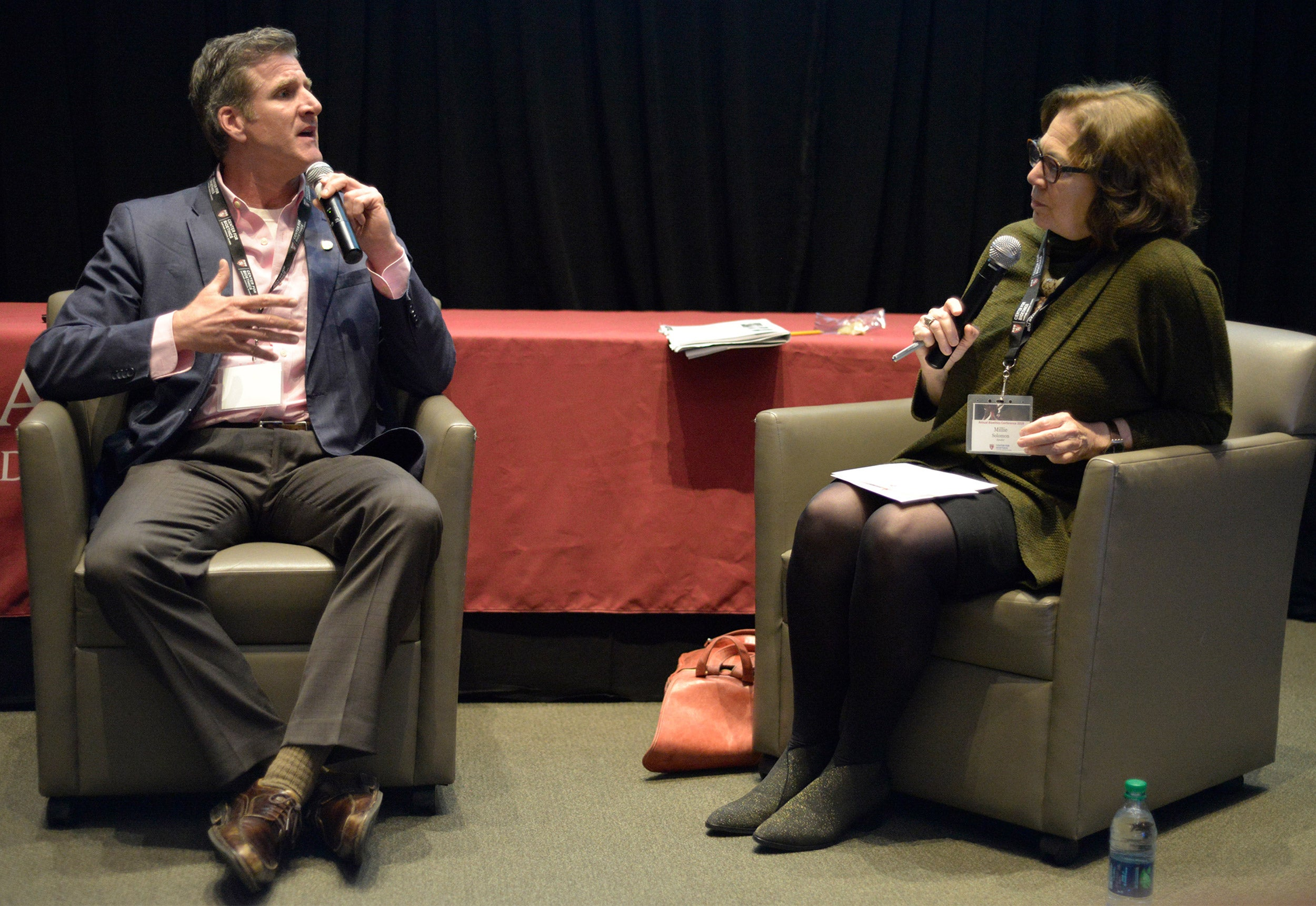 Harvard bioethics conference focuses on physician-assisted death