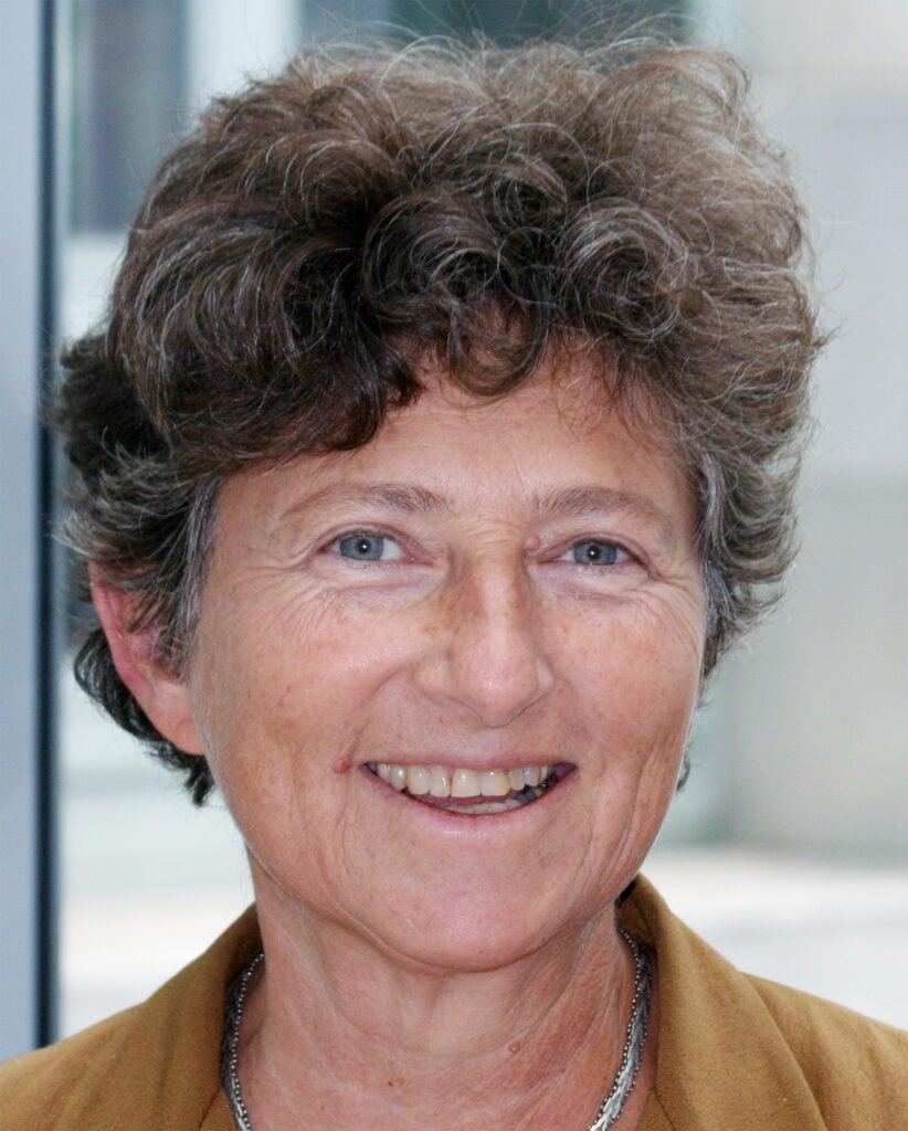 Judy Lieberman today.