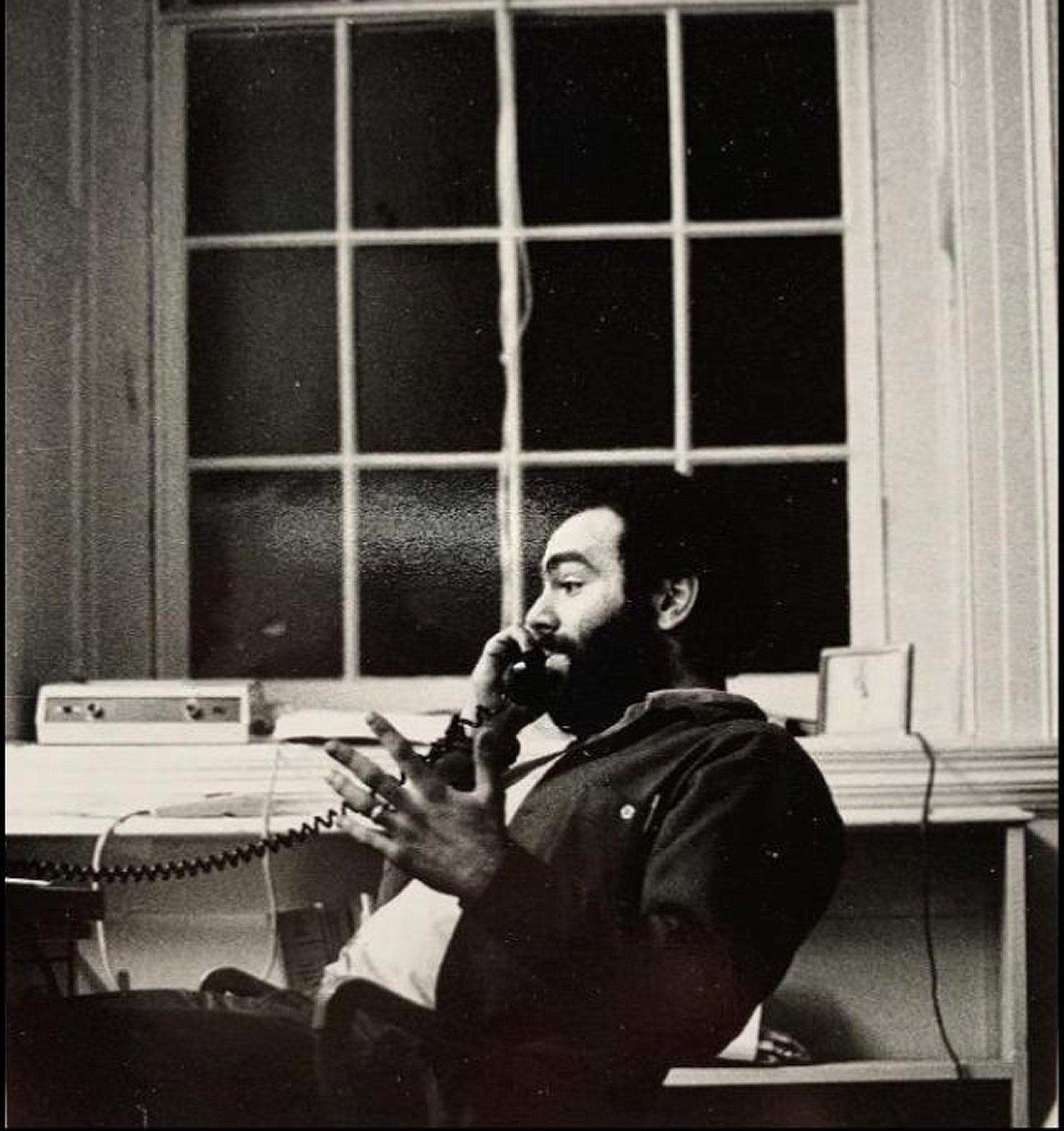 Michael Ansara in 1969.