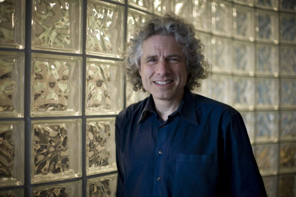 Focal Point: Harvard Professor Steven Pinker says the truth lies in the data