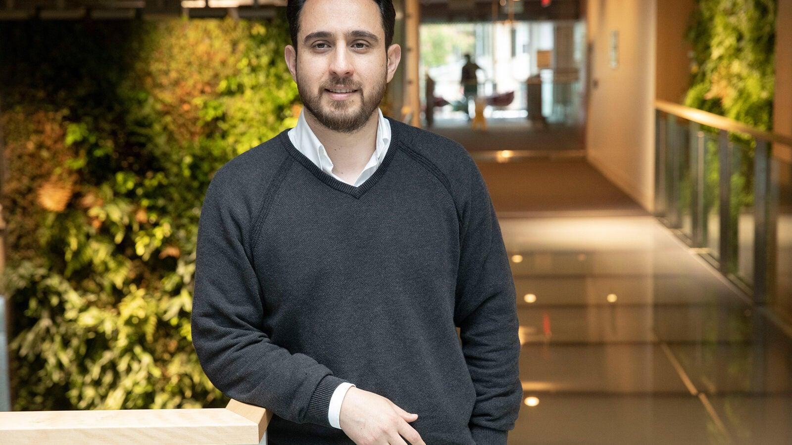 Hossein Estiri portrait