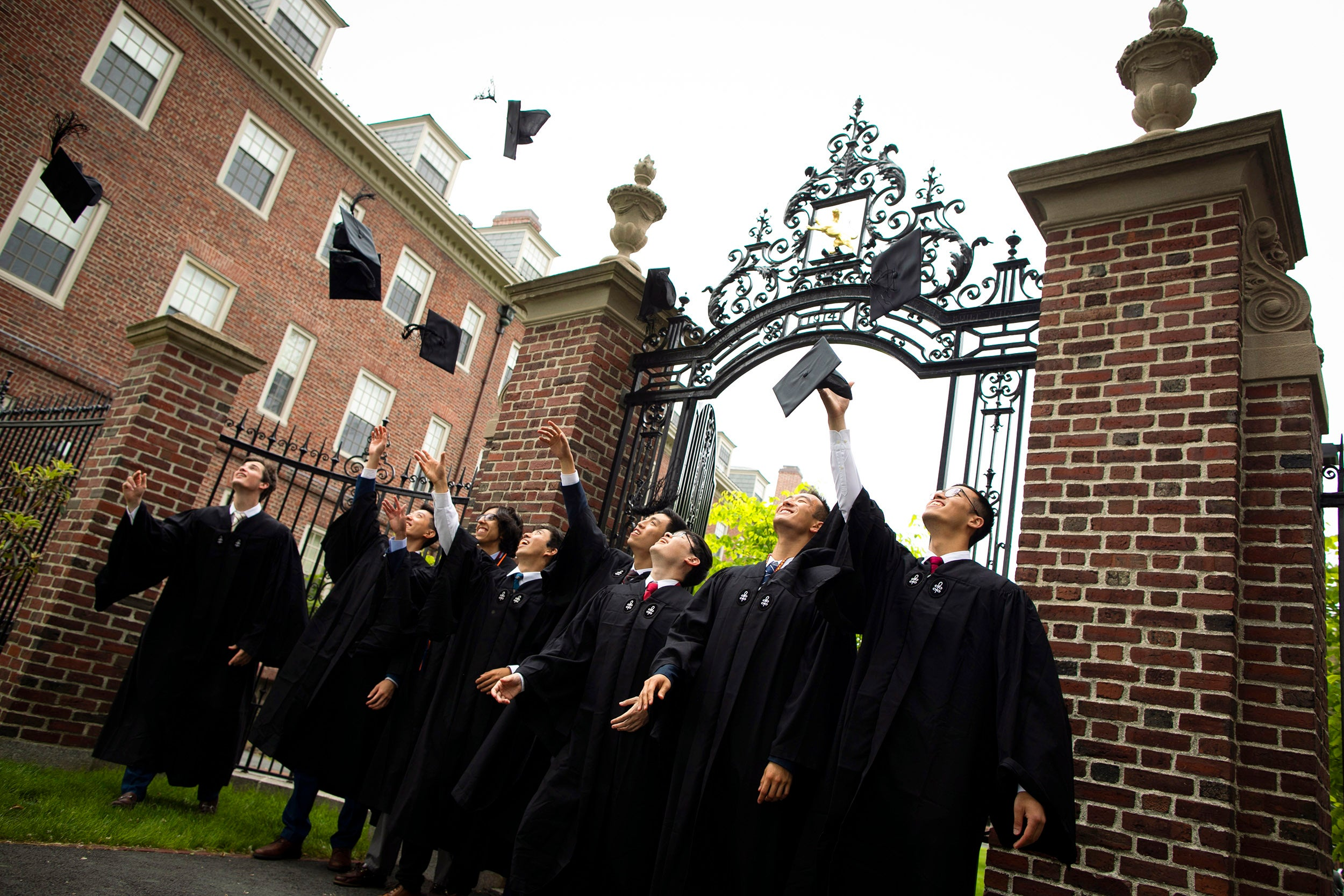 Celebrating Harvard University's 368th Commencement