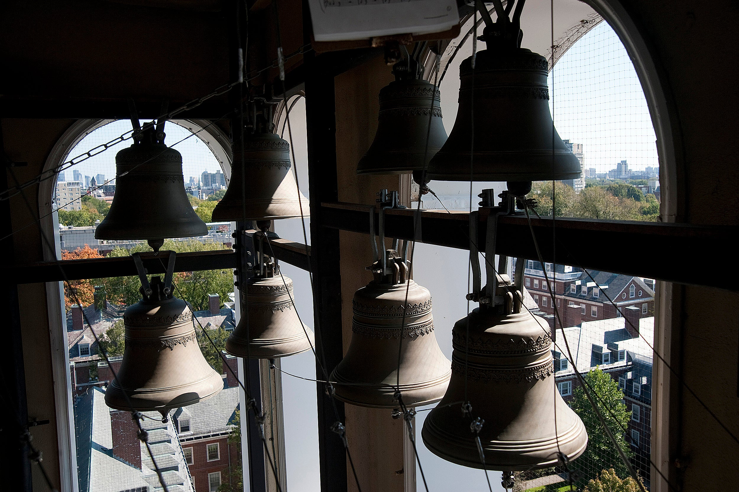 Bells in Lowell House