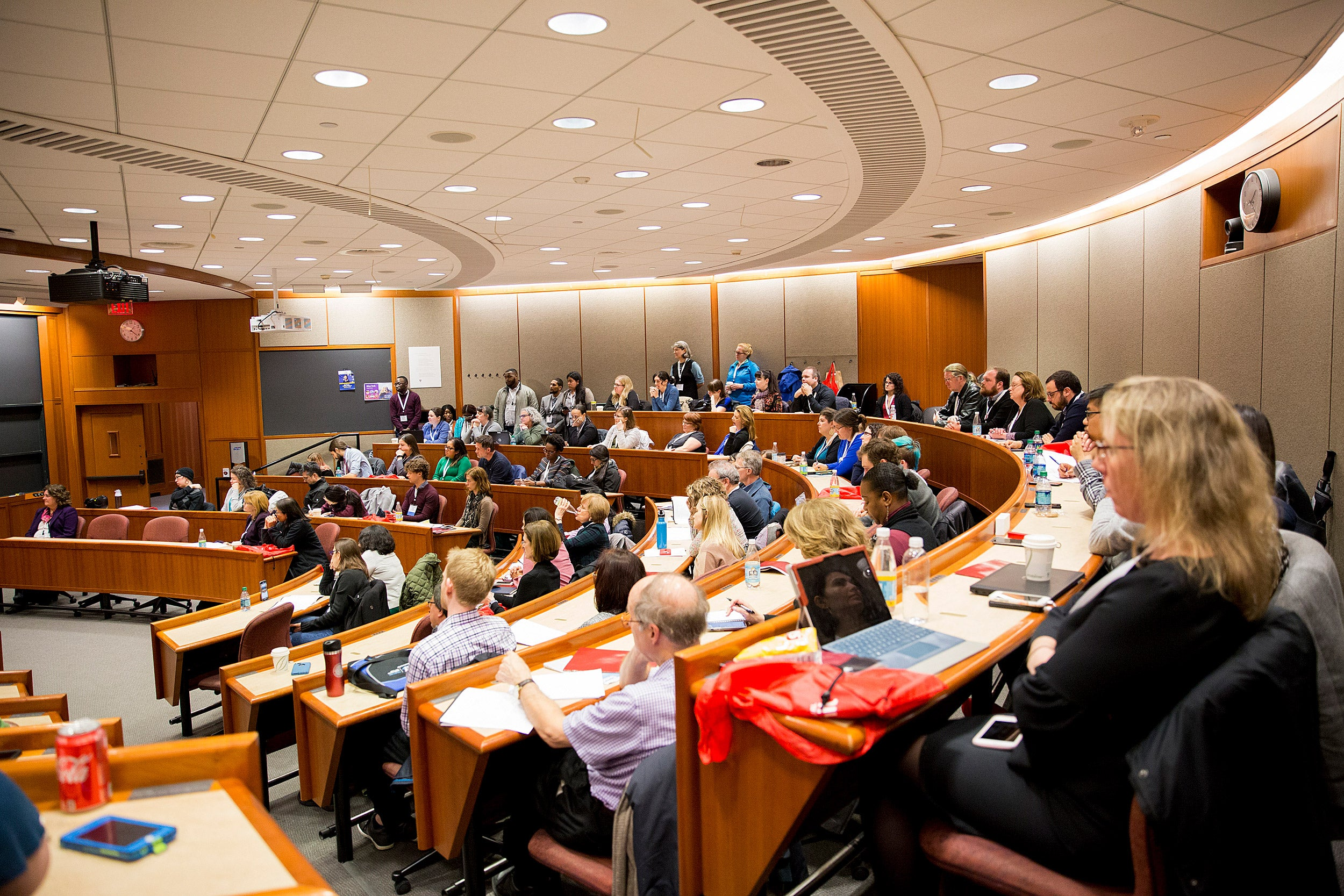 Harvard's 9th annual IT Summit parses data about data