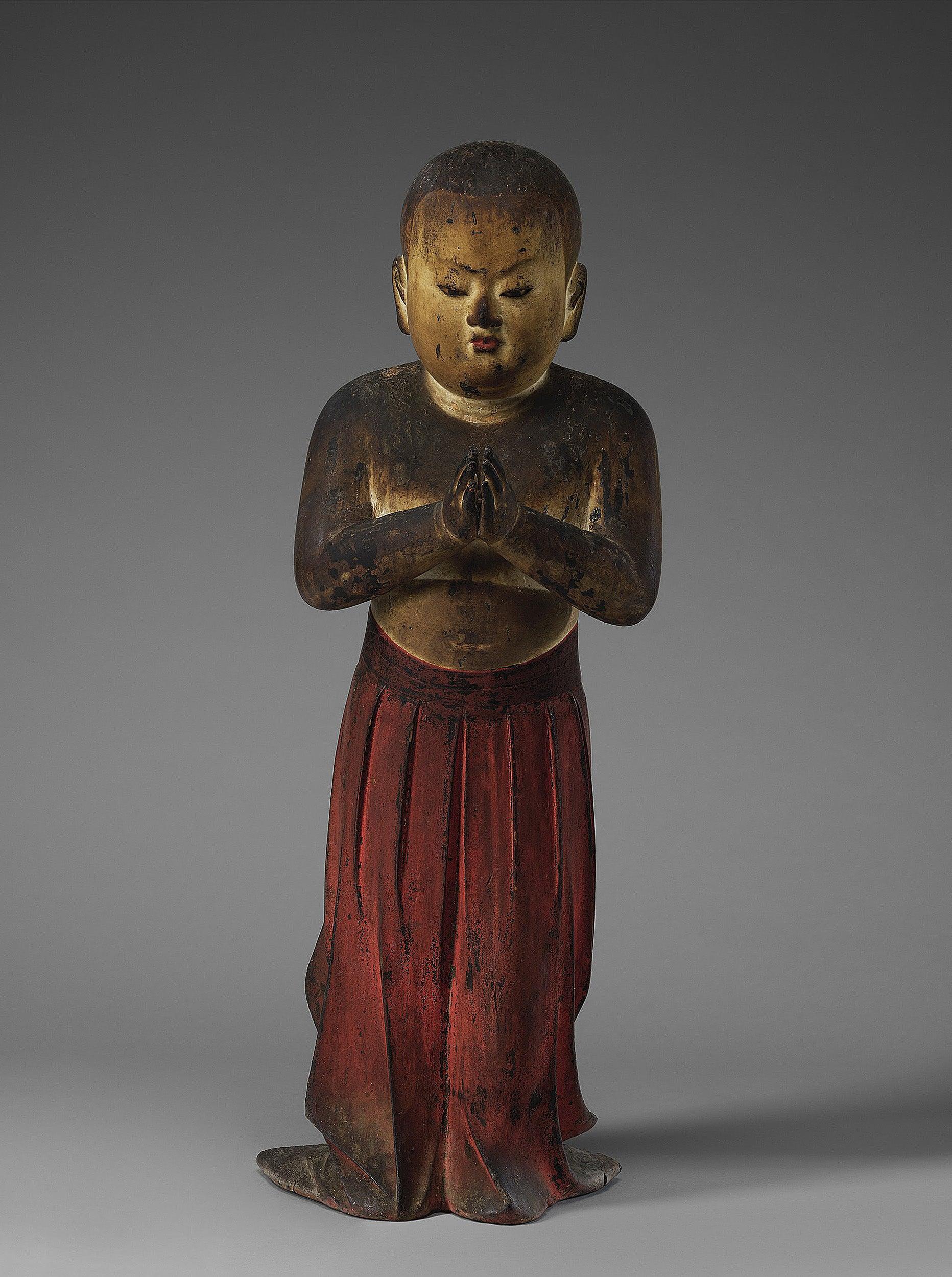 Prince Shotoku statue