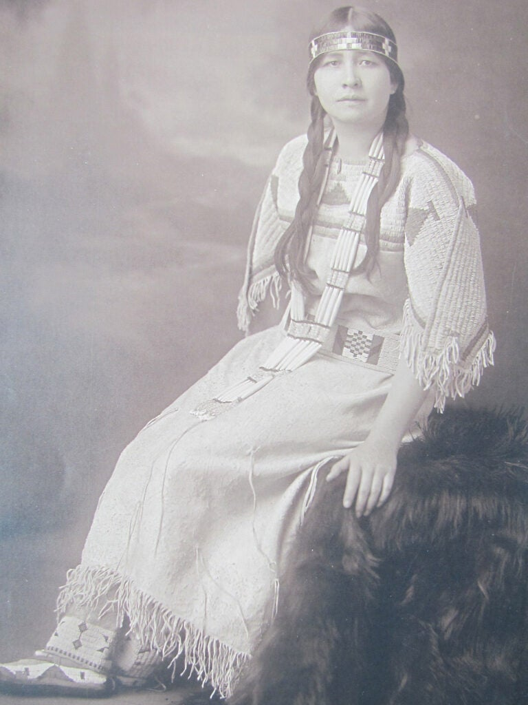 Ella Deloria promotional photo.