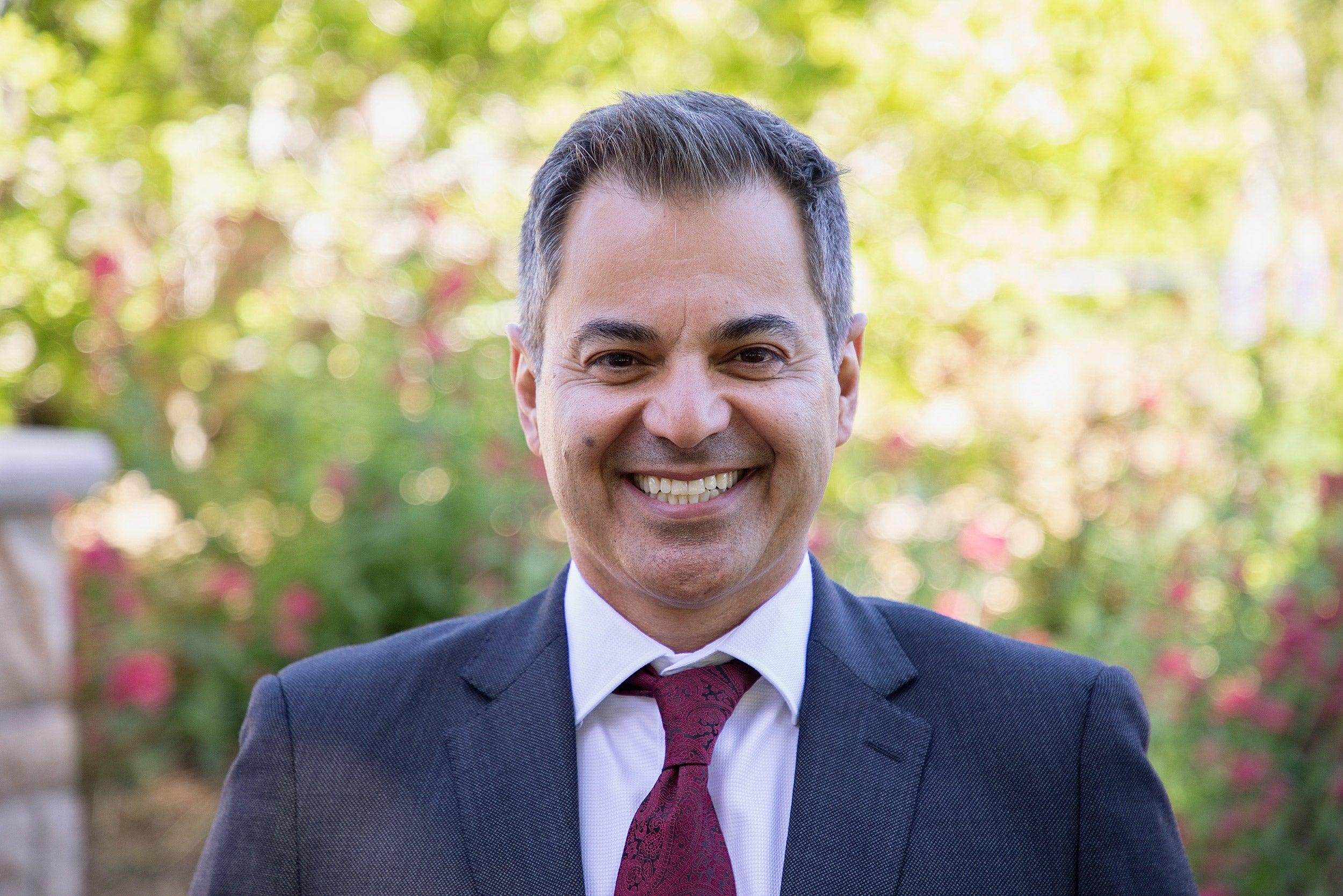 Armin Afsahi.