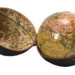 Ebenezer Storer Pocket Globe.