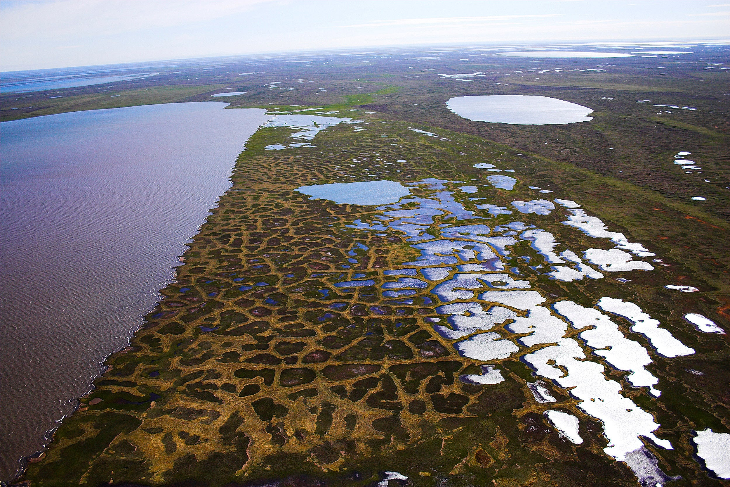 Harvard chemist: Permafrost N2O levels 12 times higher than expected