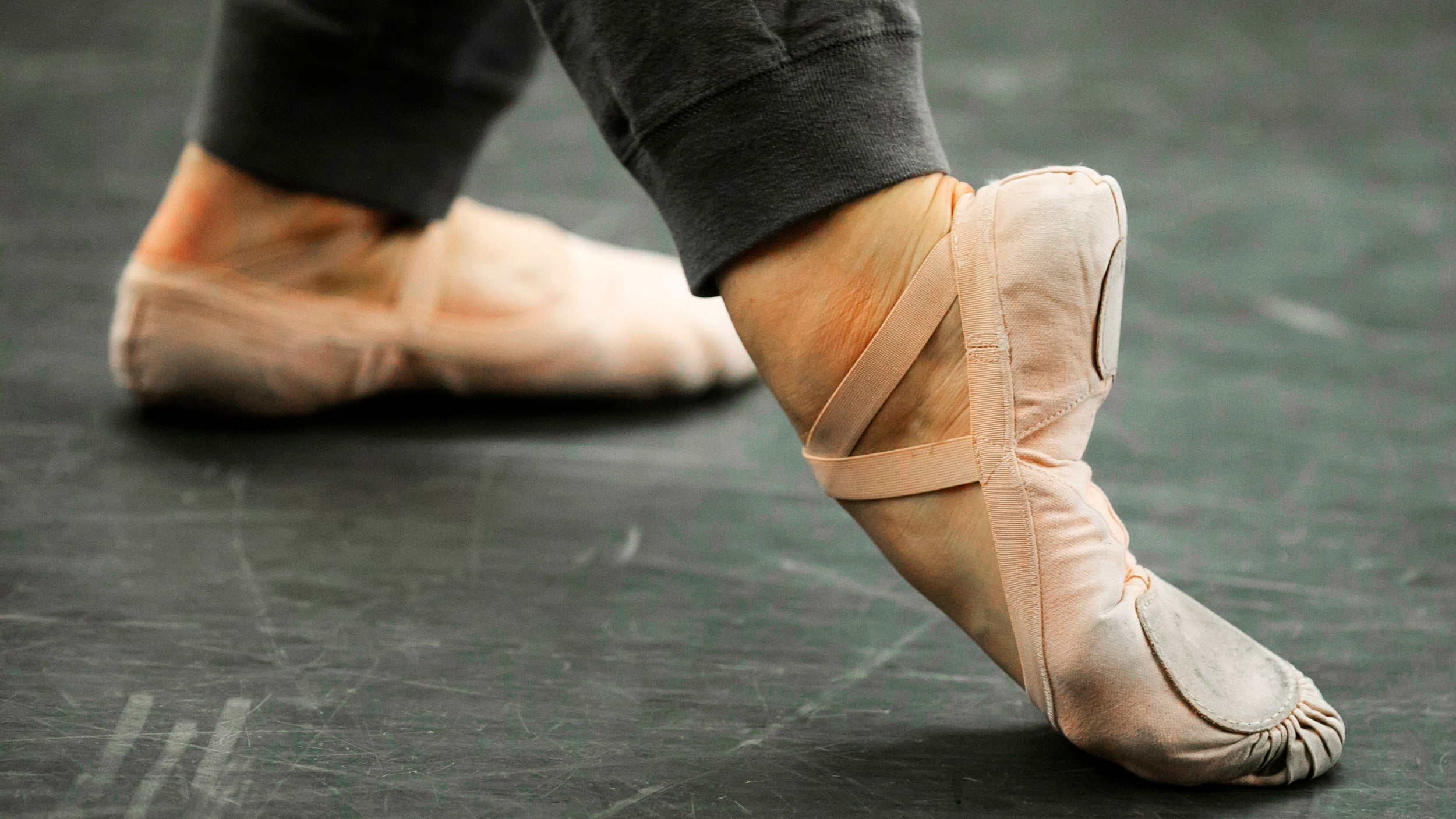 Photo gallery: Harvard Ballet Company dancers stretch creativity