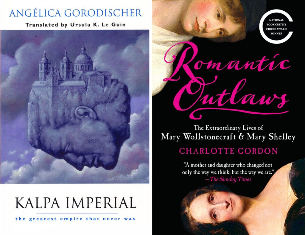 Kala Imperial and Romantic Outlaws book covers