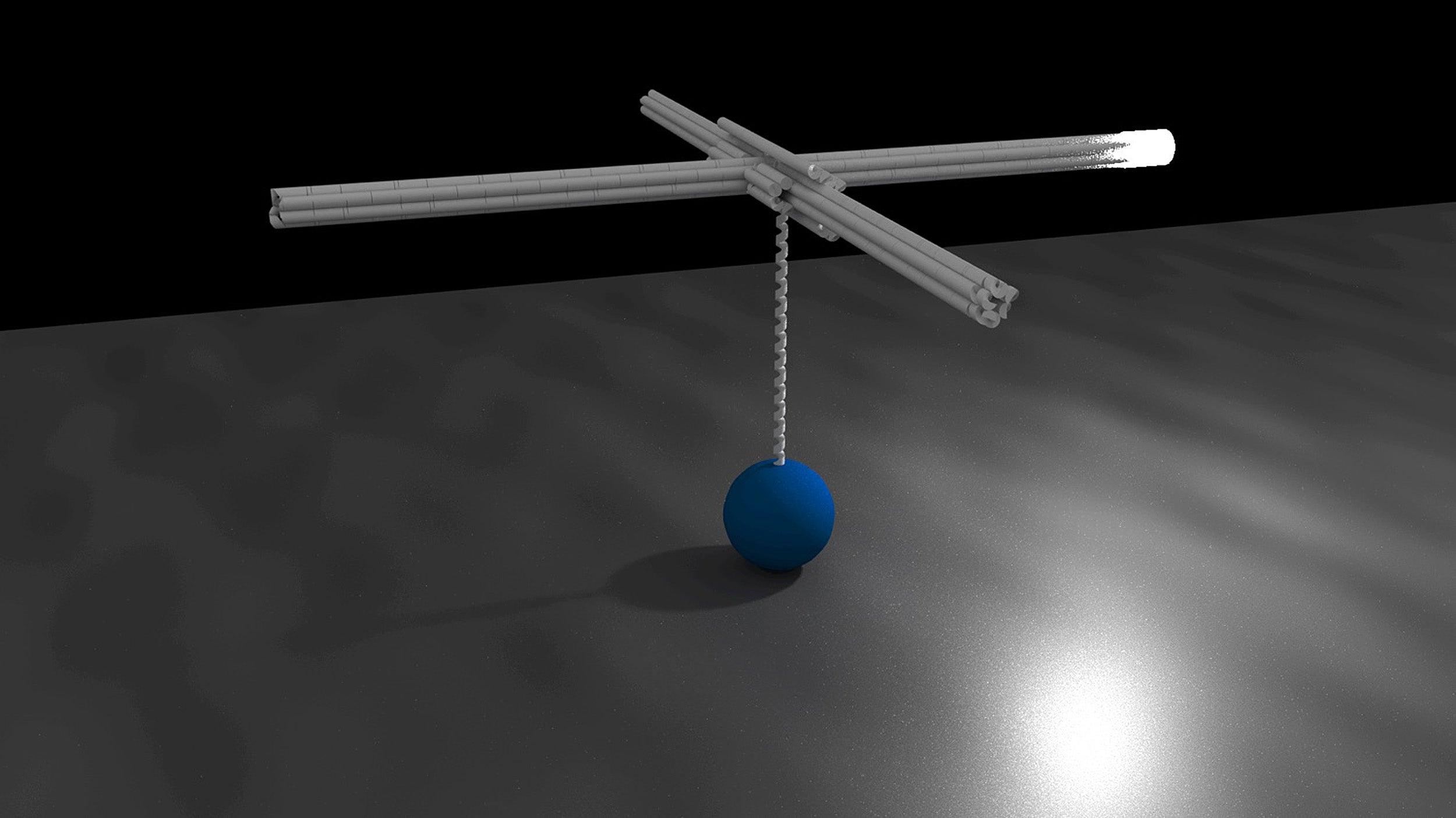 Harvard researchers create DNA 'propellers'