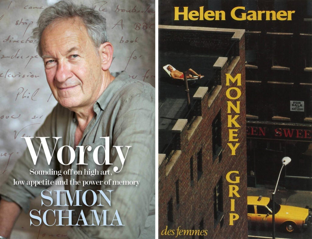 Wordy and Monkey Grip book covers