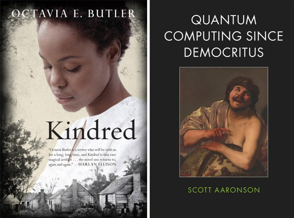 Kindred and Quantum Computing Since Democritus book covers