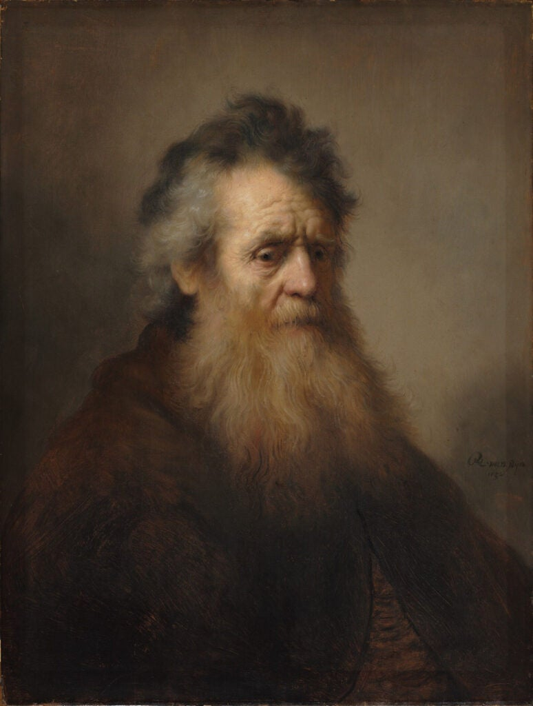 Portrait of an Old Man, 1632.