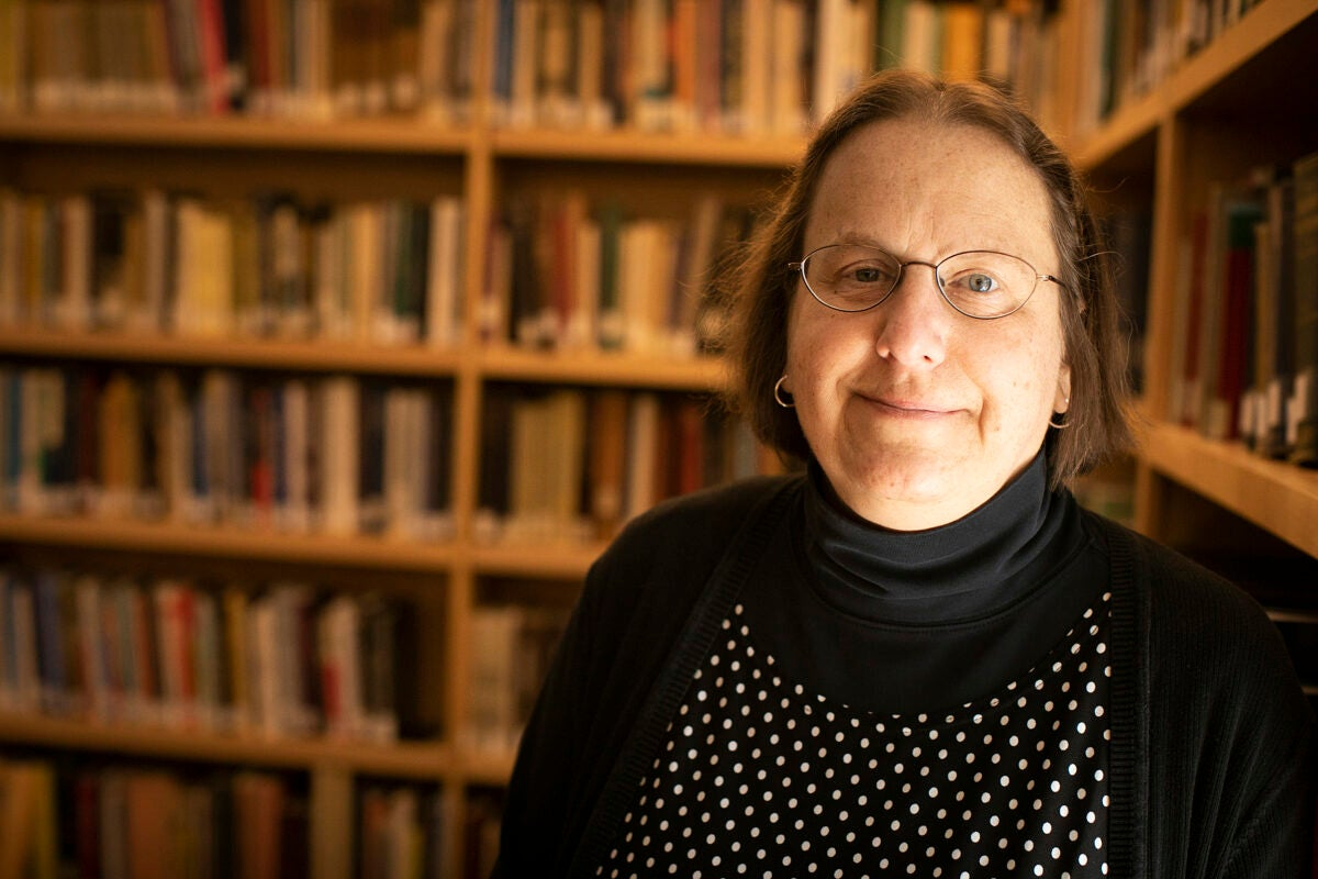 Professor Anne Monius