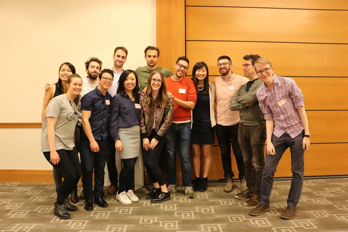 Techtopia program students and advisors