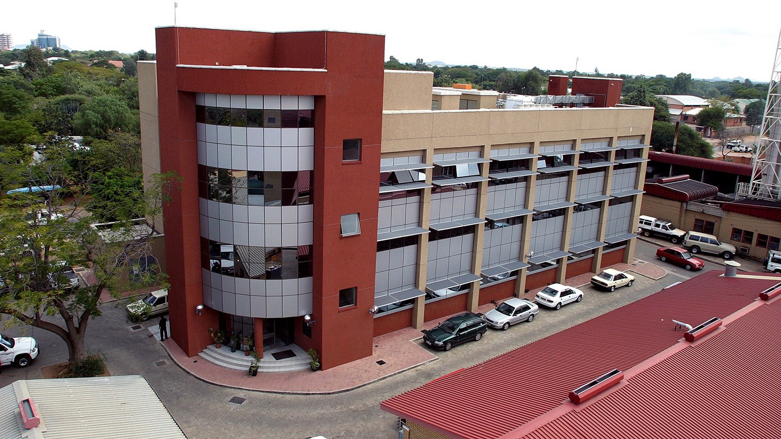 Botswana-Harvard HIV Reference Laboratory.