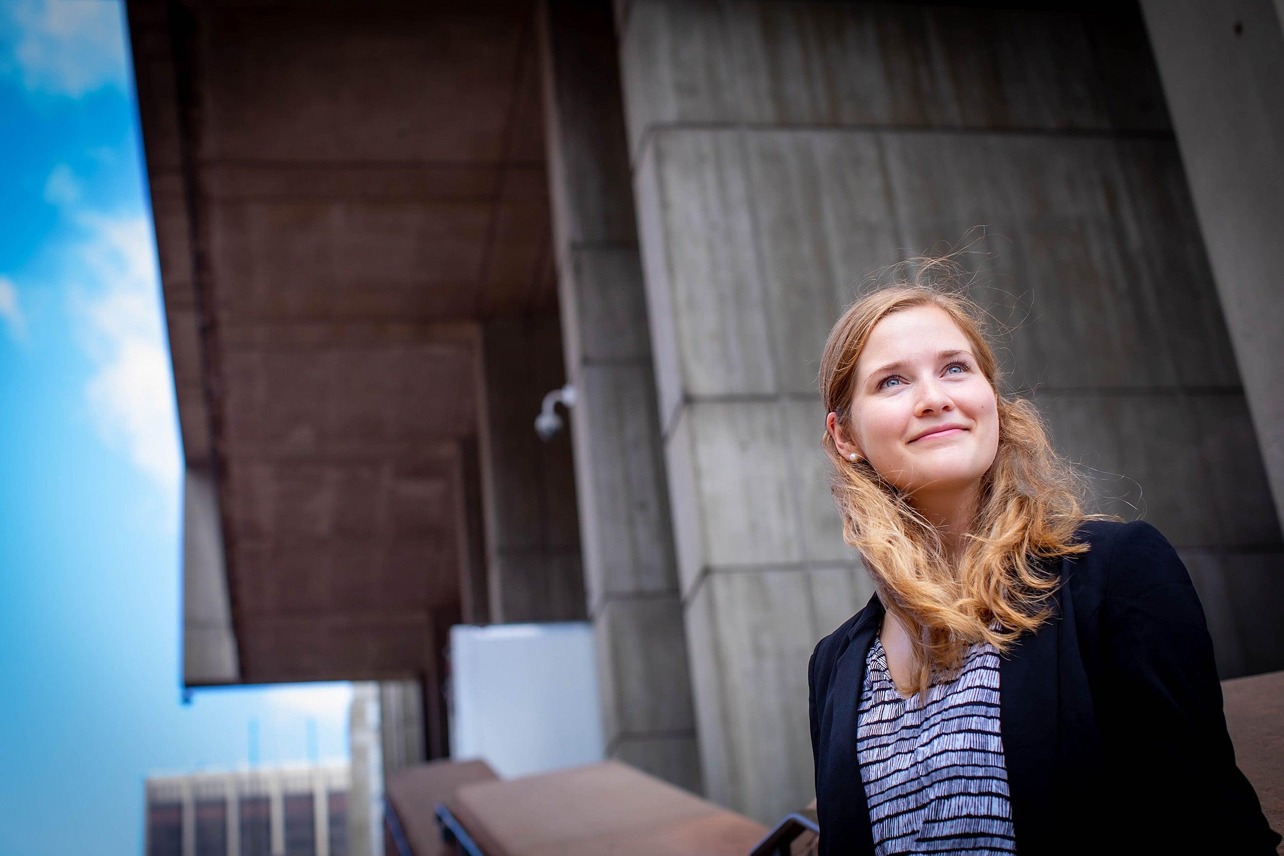 Local student serves as 2019 Harvard Presidential City of Boston Fellow
