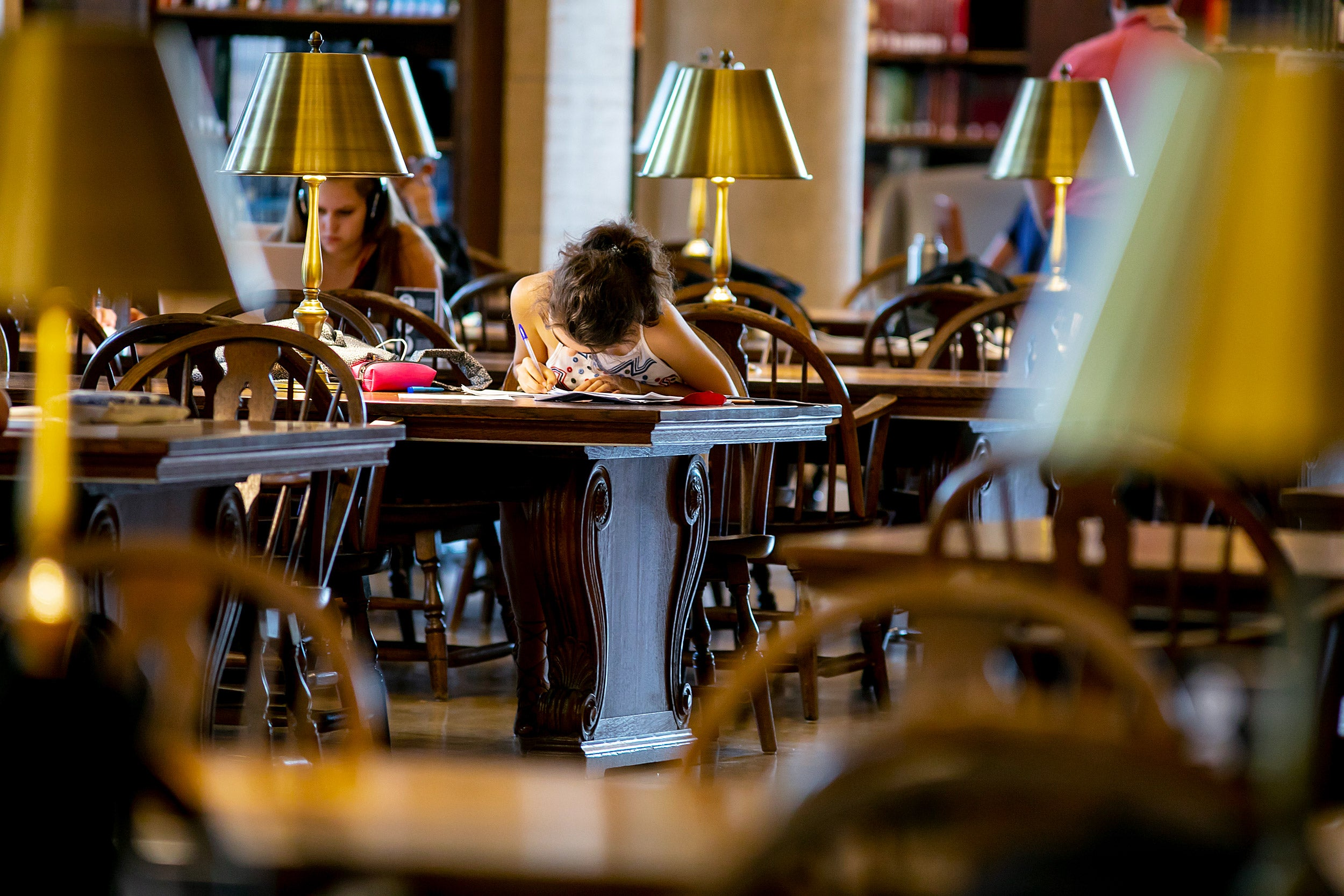 Finding a study space at Harvard's libraries is easier than ever