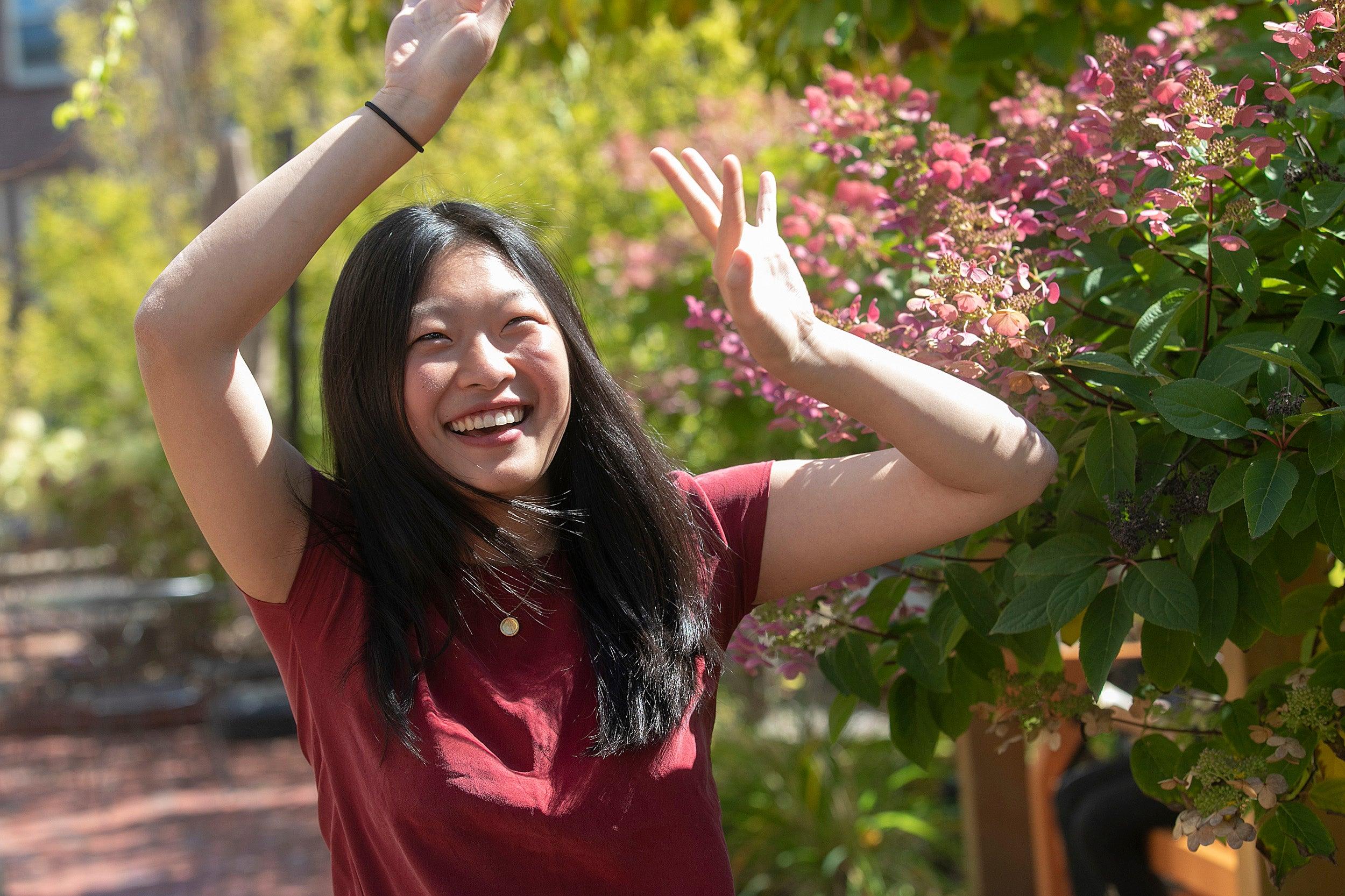 Winona Guo co-author of book