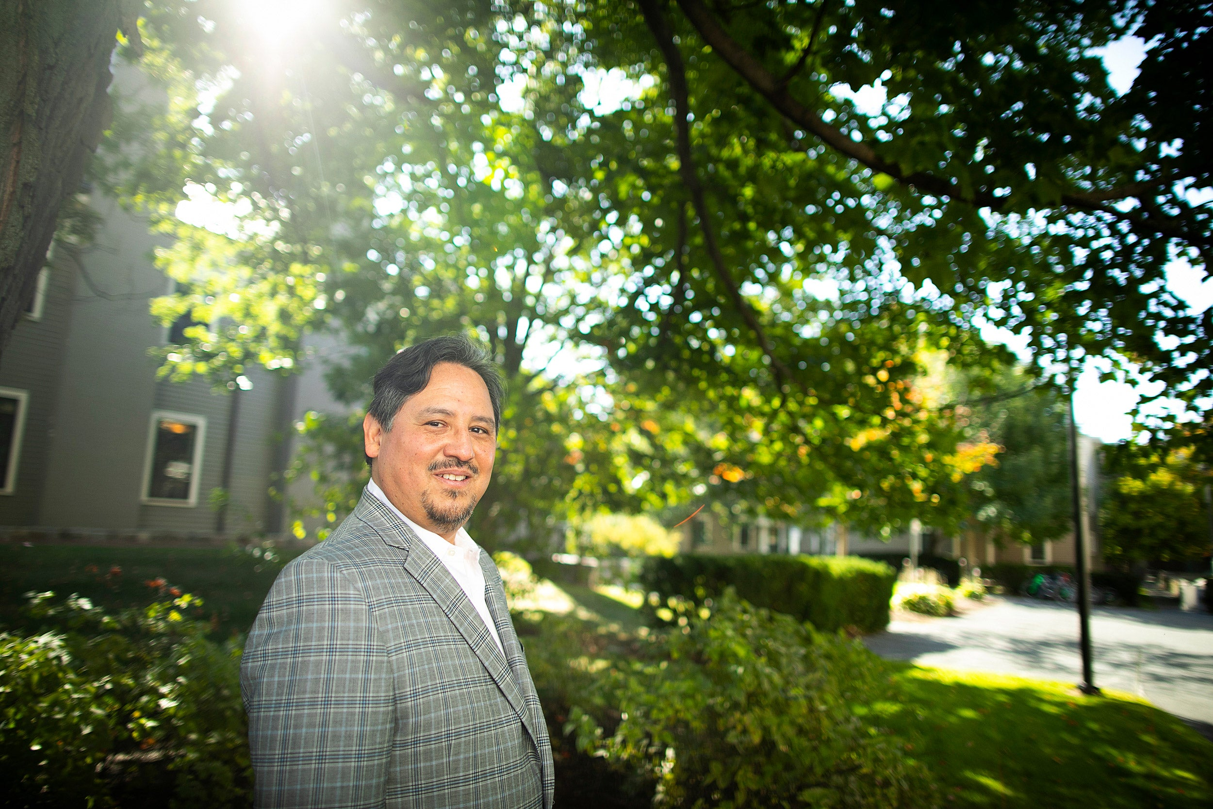 Joseph Gone discusses his new role as faculty director of the Harvard University Native American Program (HUNAP)
