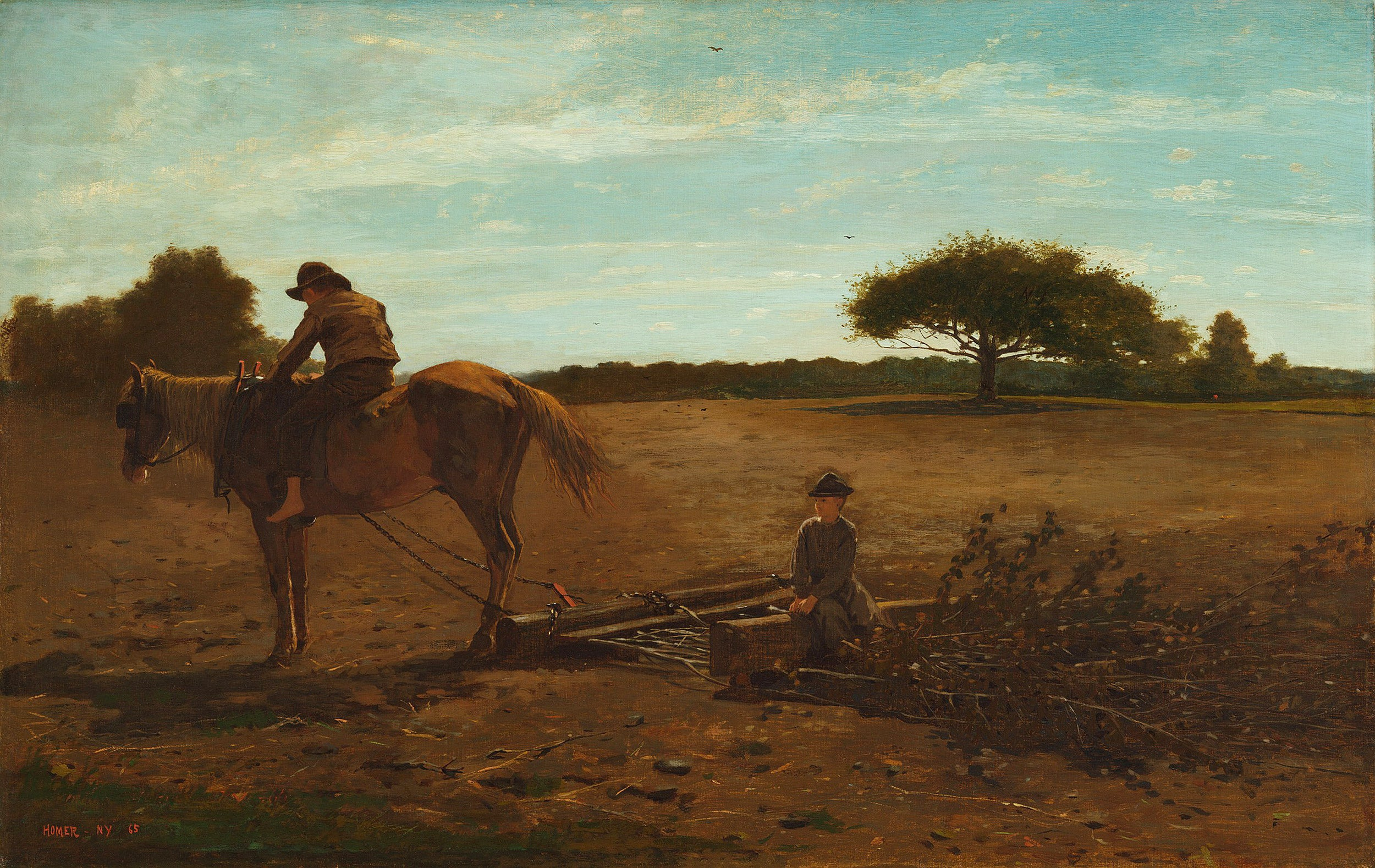 Winslow Homer's work as Civil War art correspondent focus of 'Eyewitness' exhibit at Harvard