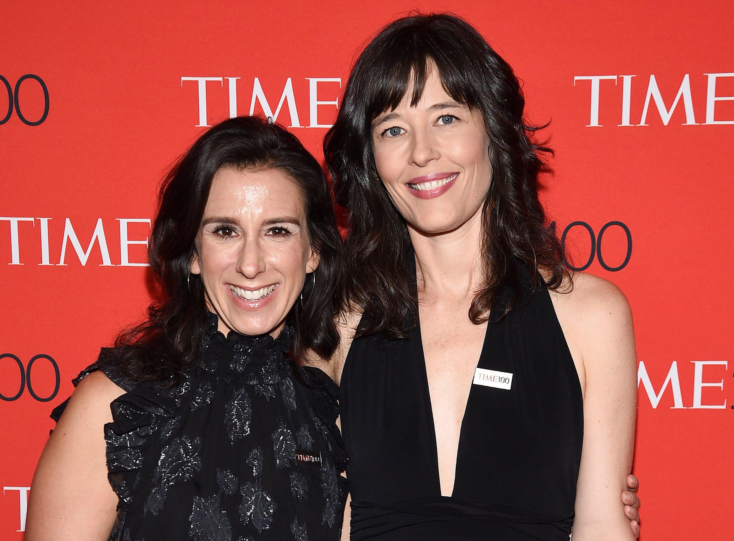 Journalists Jodi Kantor and Megan Twohey