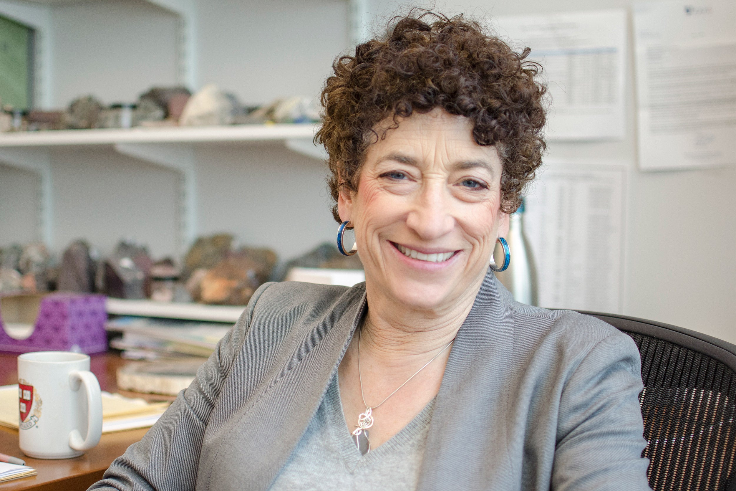 Portrait of Naomi Oreskes,