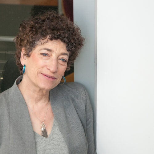 """Portrait of Naomi Oreskes, author of """"Why Trust Science?"""""""