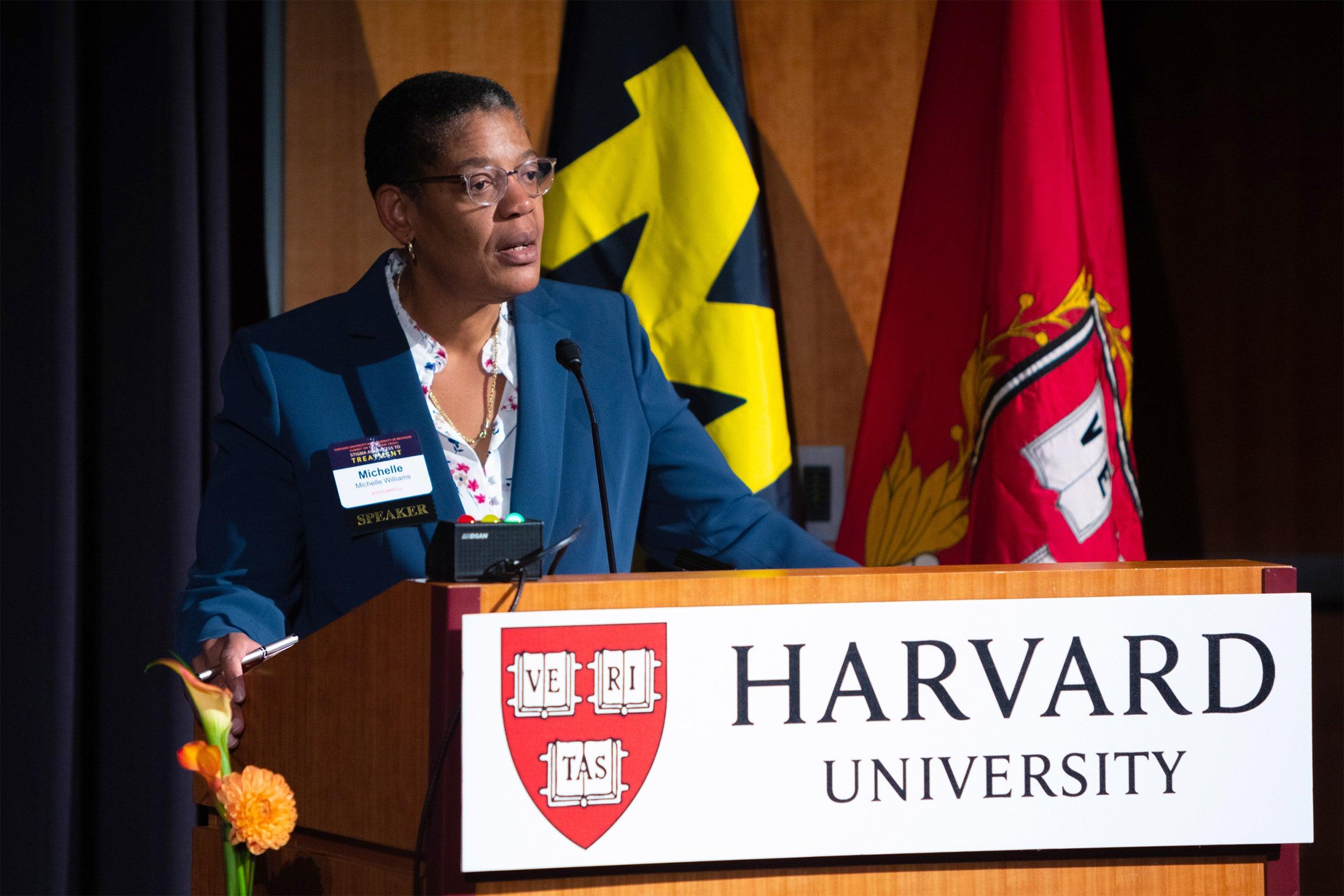 Dean Michelle A. Williams