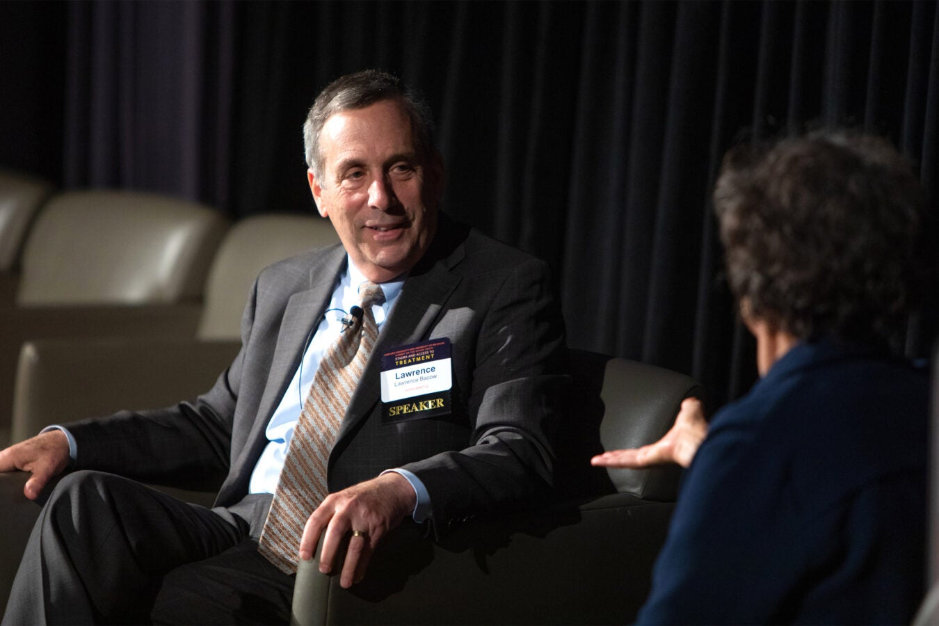Harvard President Larry Bacow and Mary Bassett discuss the issue.
