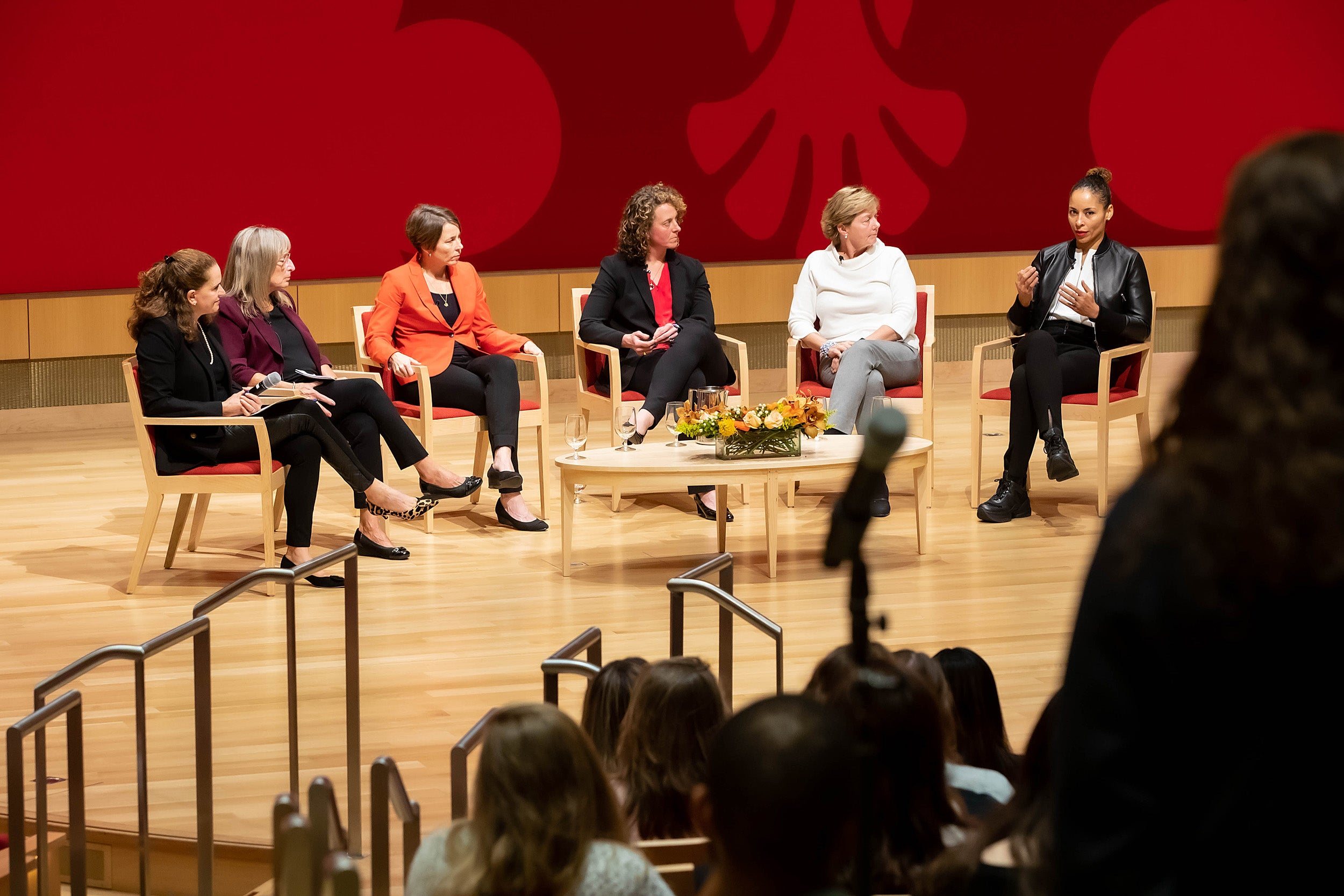 Five notable Harvard star athlete/alumni discuss women in leadership roles and what they've learned from sports about power at Harvard Business School.