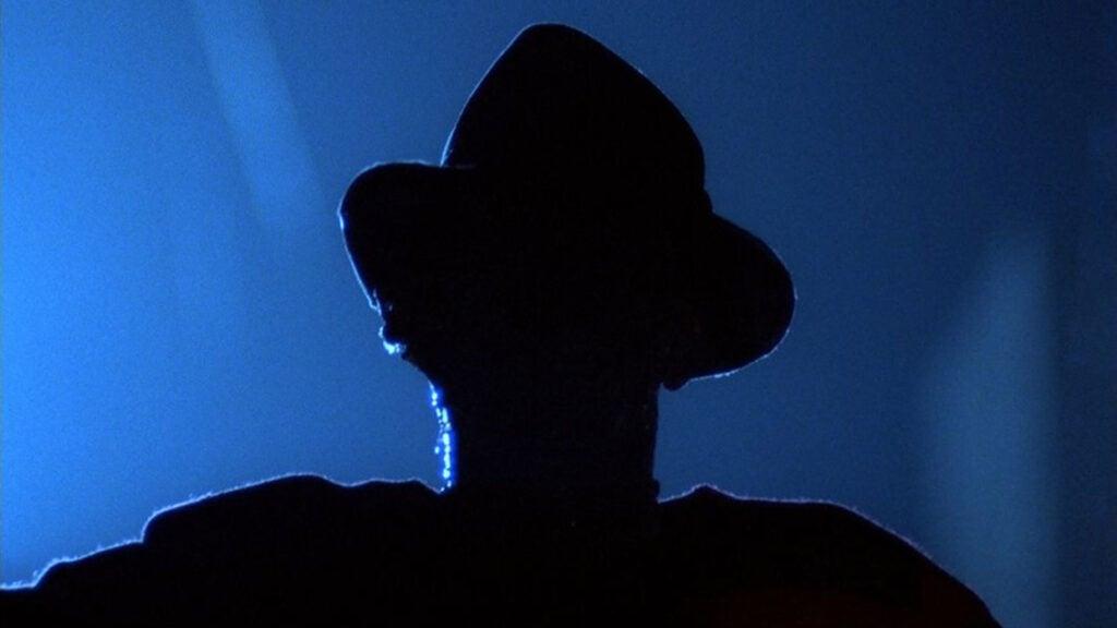 "Scene from ""Nightmare on Elm Street."""