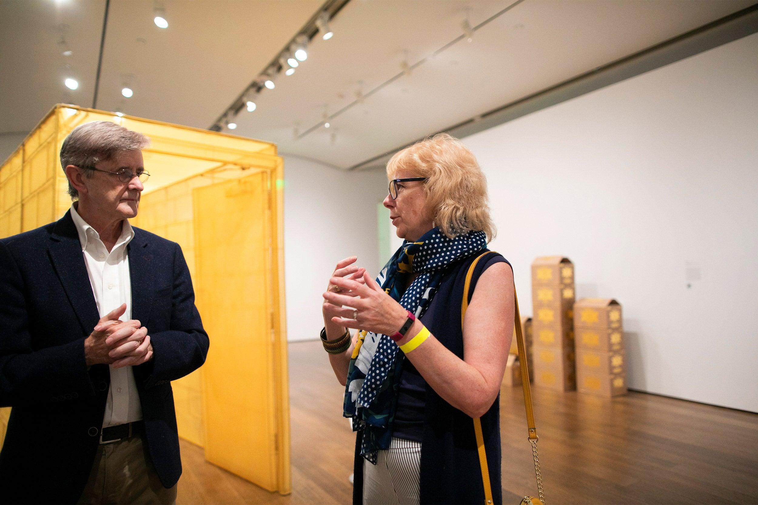Dean Hempton and his wife, Louanne Hempton.