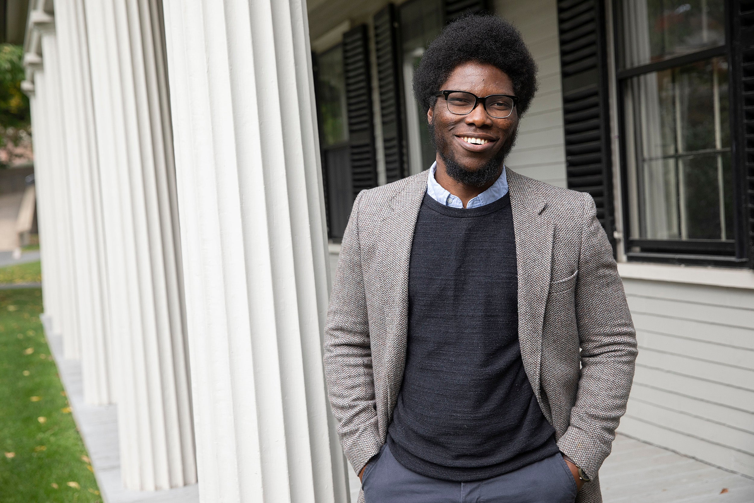 Daniel Agbiboa studies power through the lens of mobility