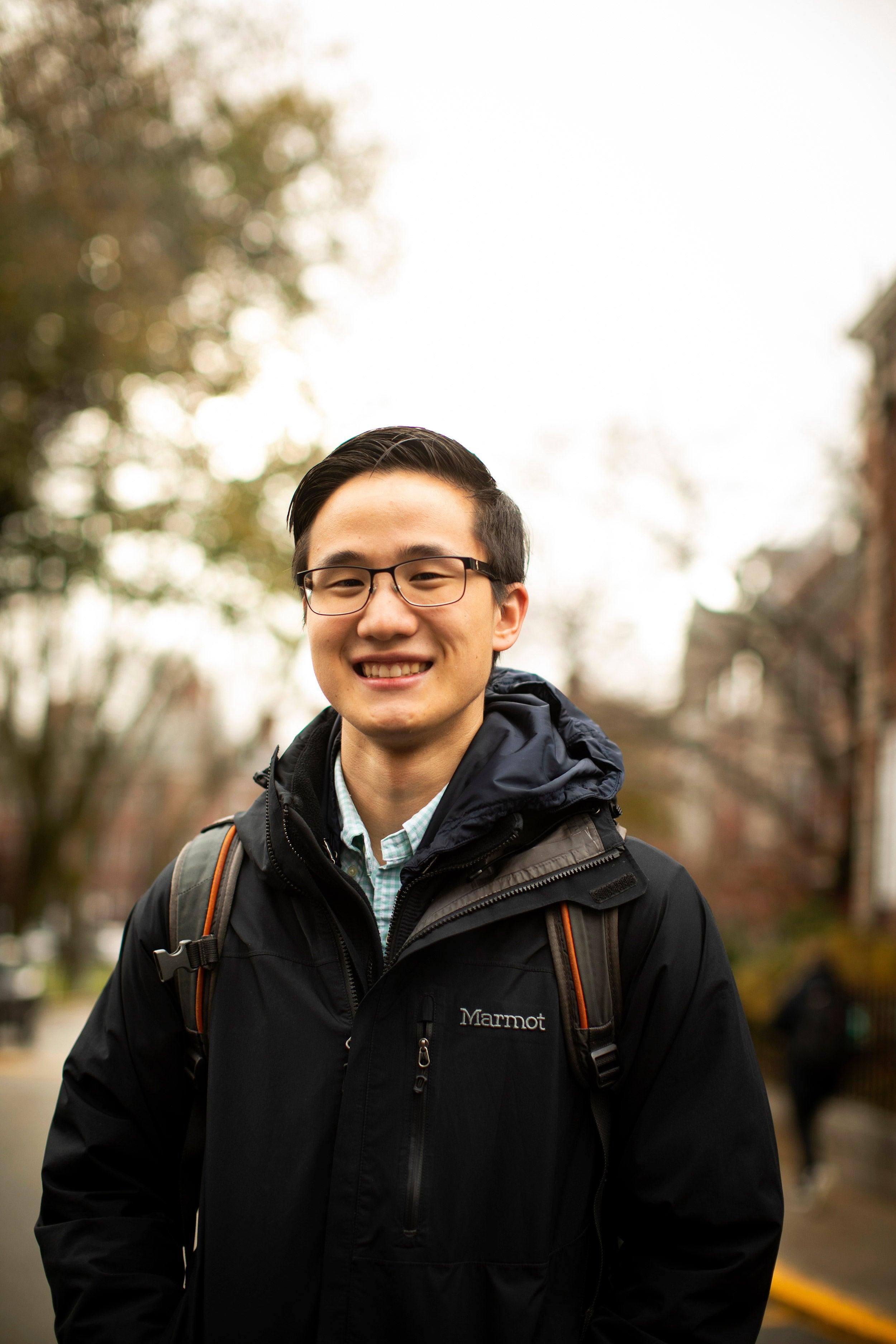 Samuel Ho.