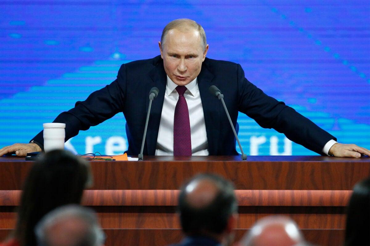 Analysts discuss the 20-year rule of Vladimir Putin – Harvard Gazette
