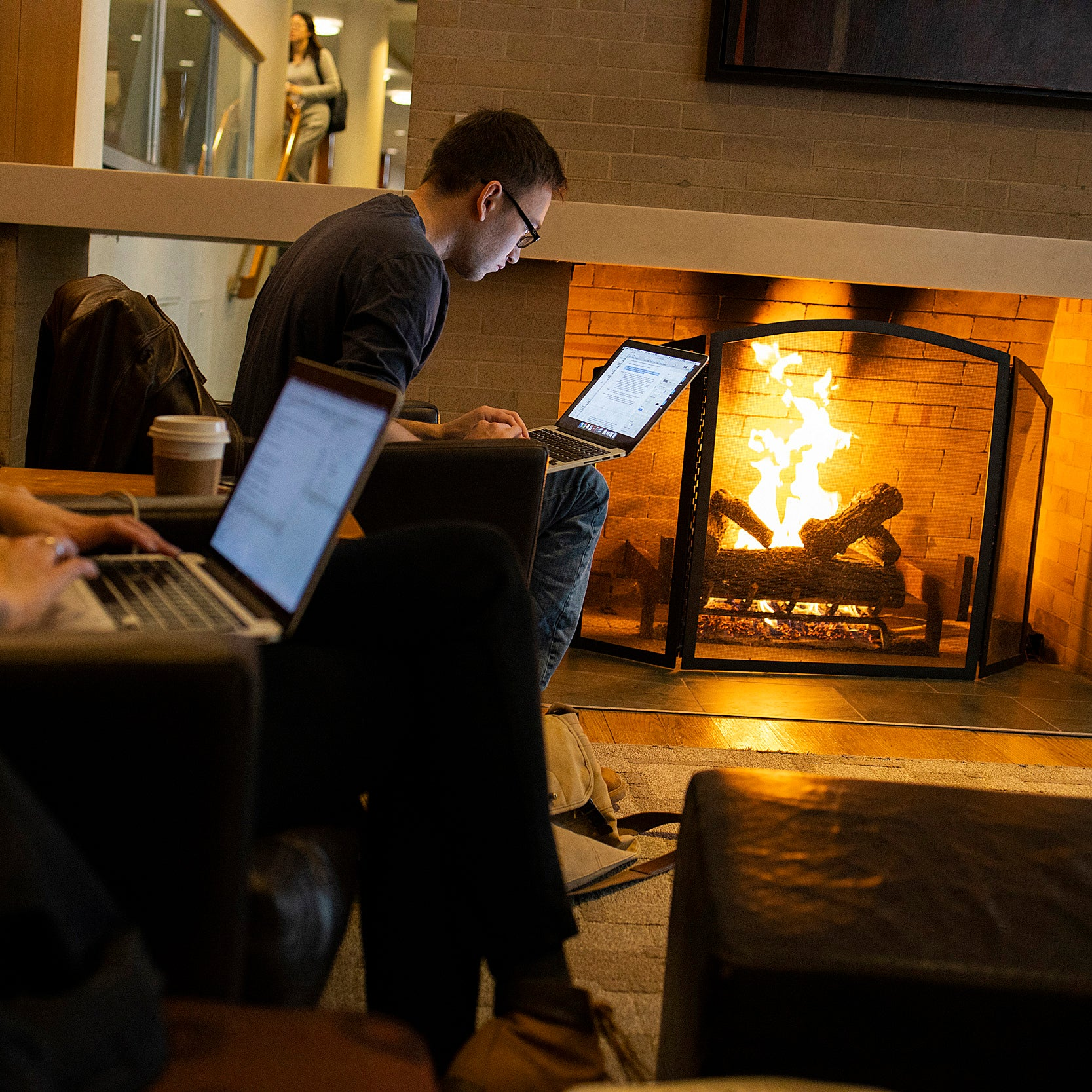 A guide to Harvard's working fireplaces