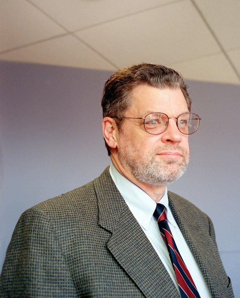 William Hogan.