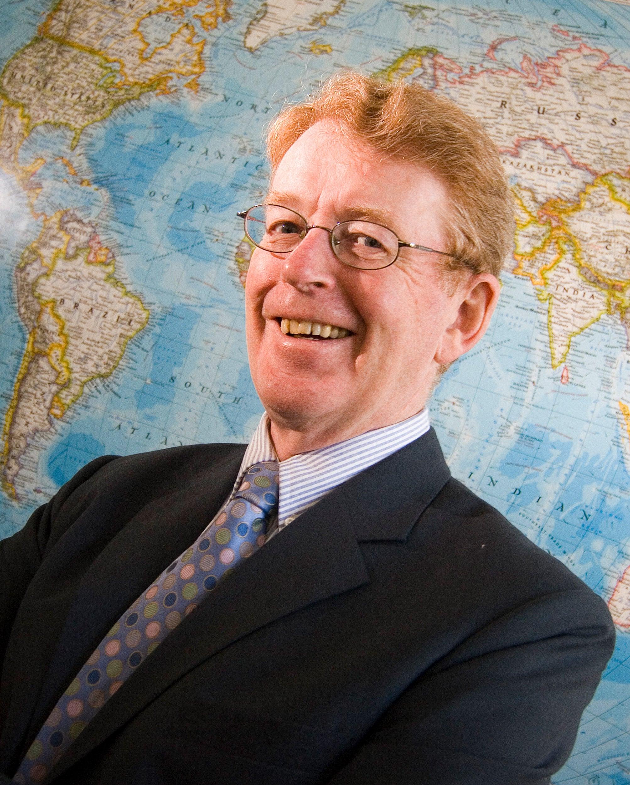 Michael McElroy.