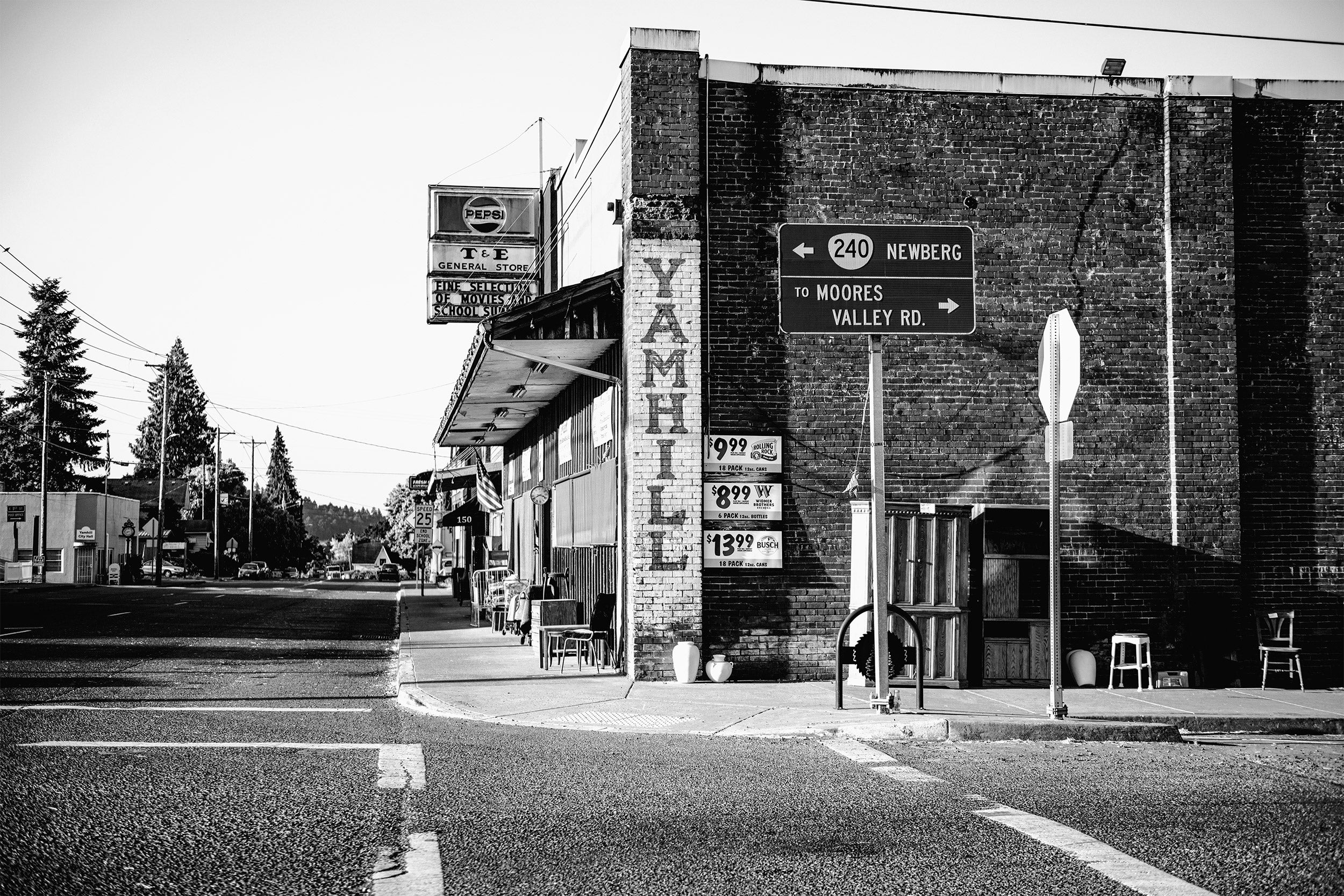 Photo of street.
