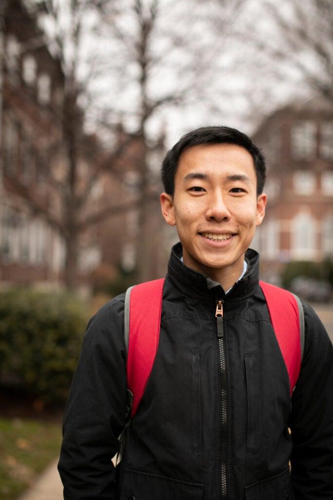 Victor Yang.