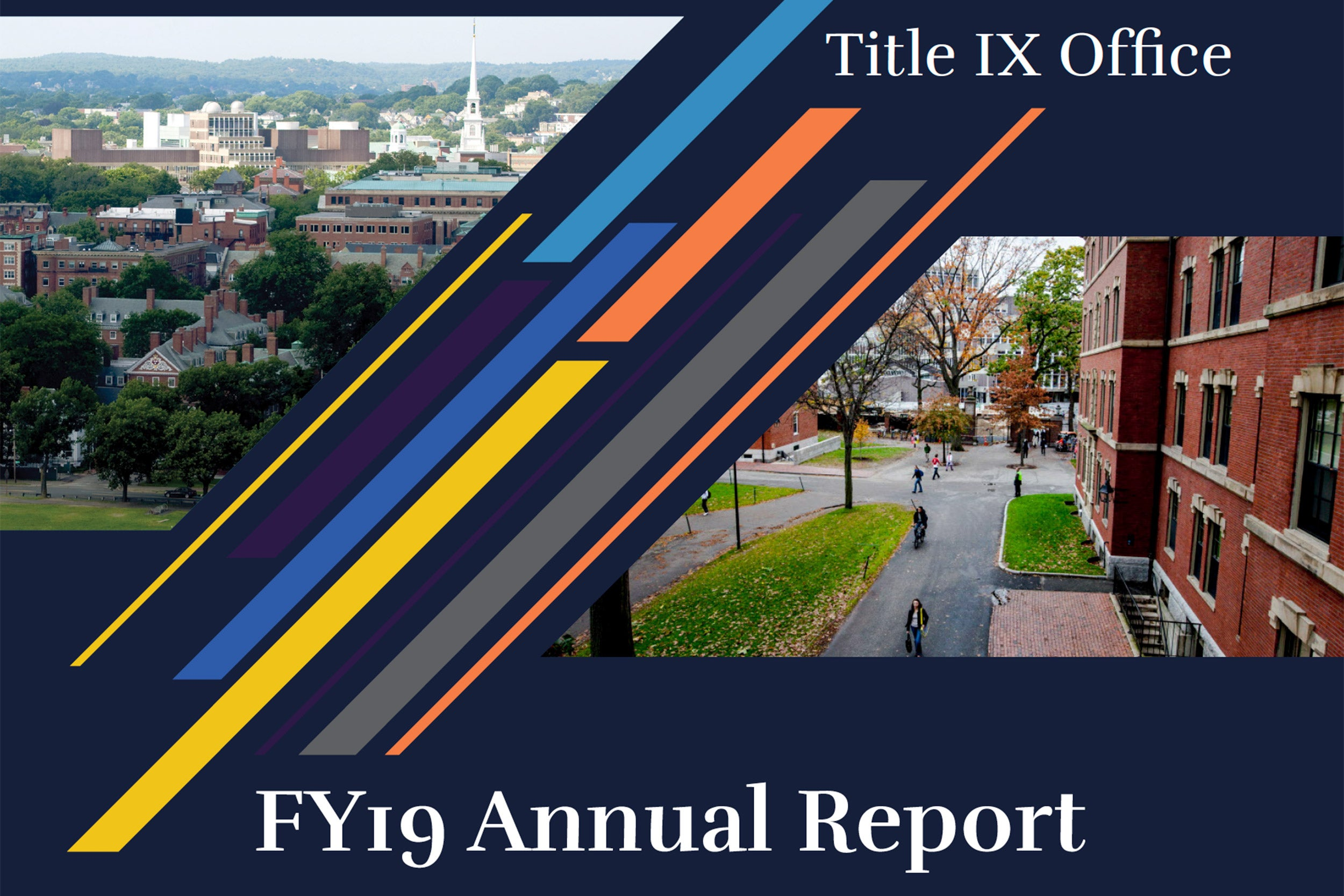 Annual report on Title IX shows goals met, but work will continue