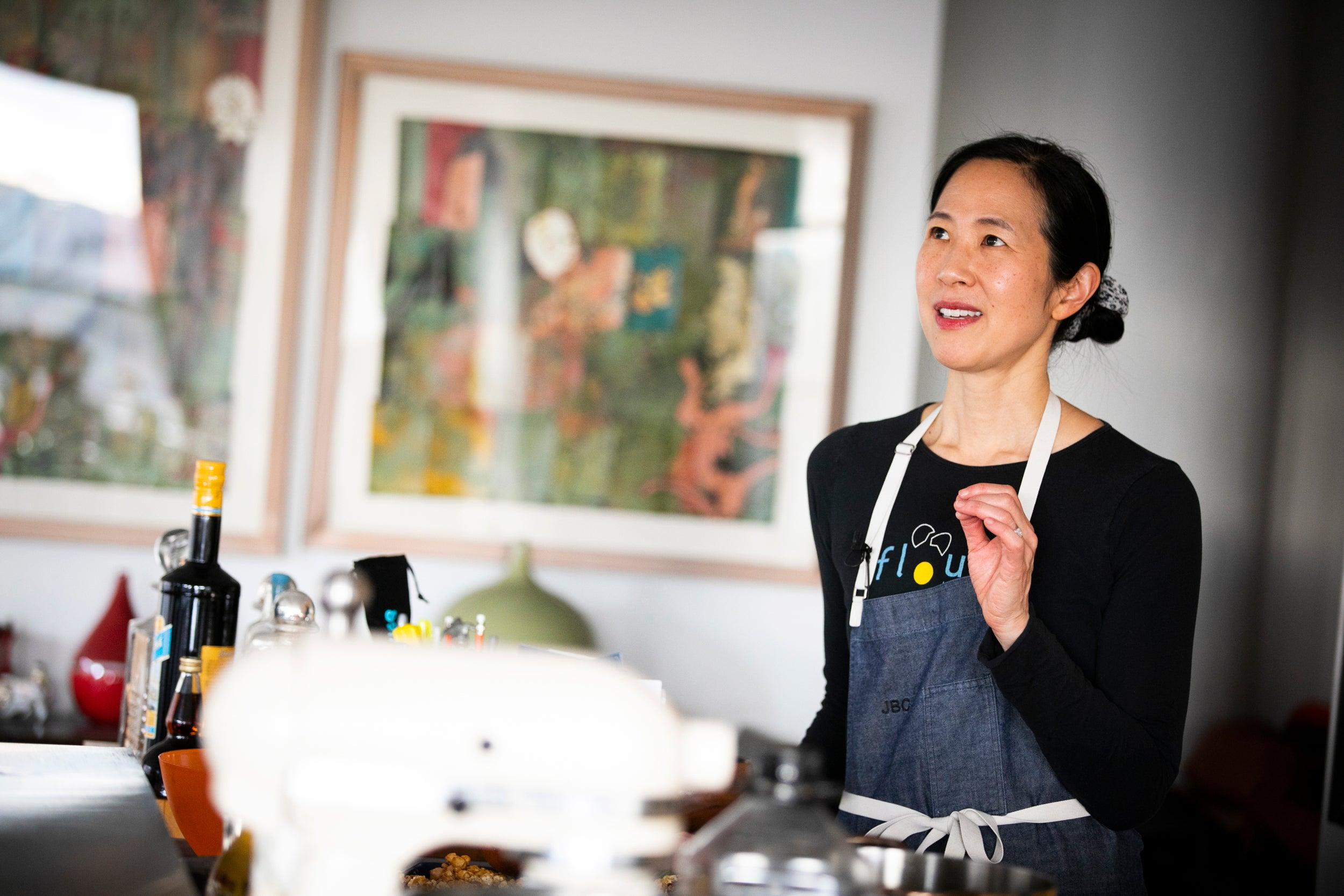 Joanne Chang makes a twist on popular sticky buns