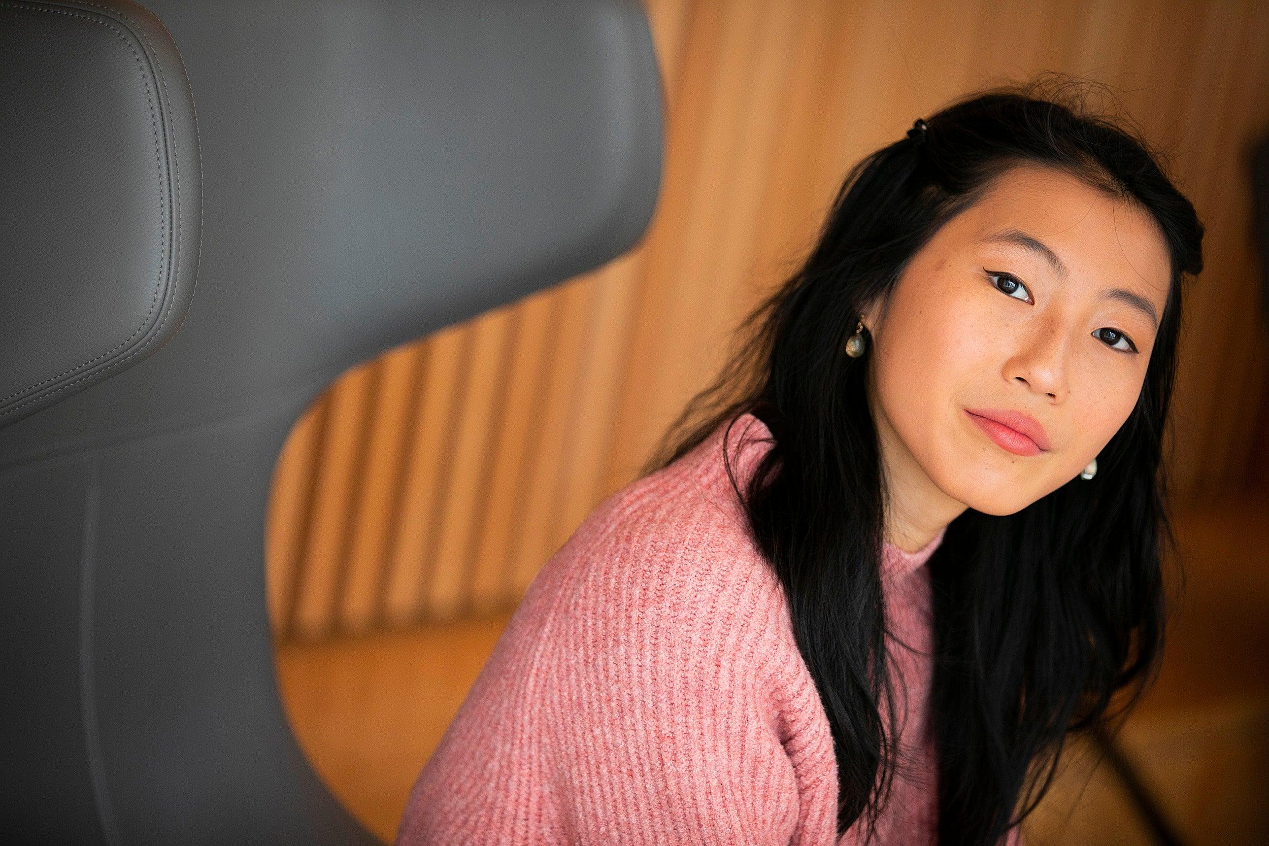 Shirley Chen.