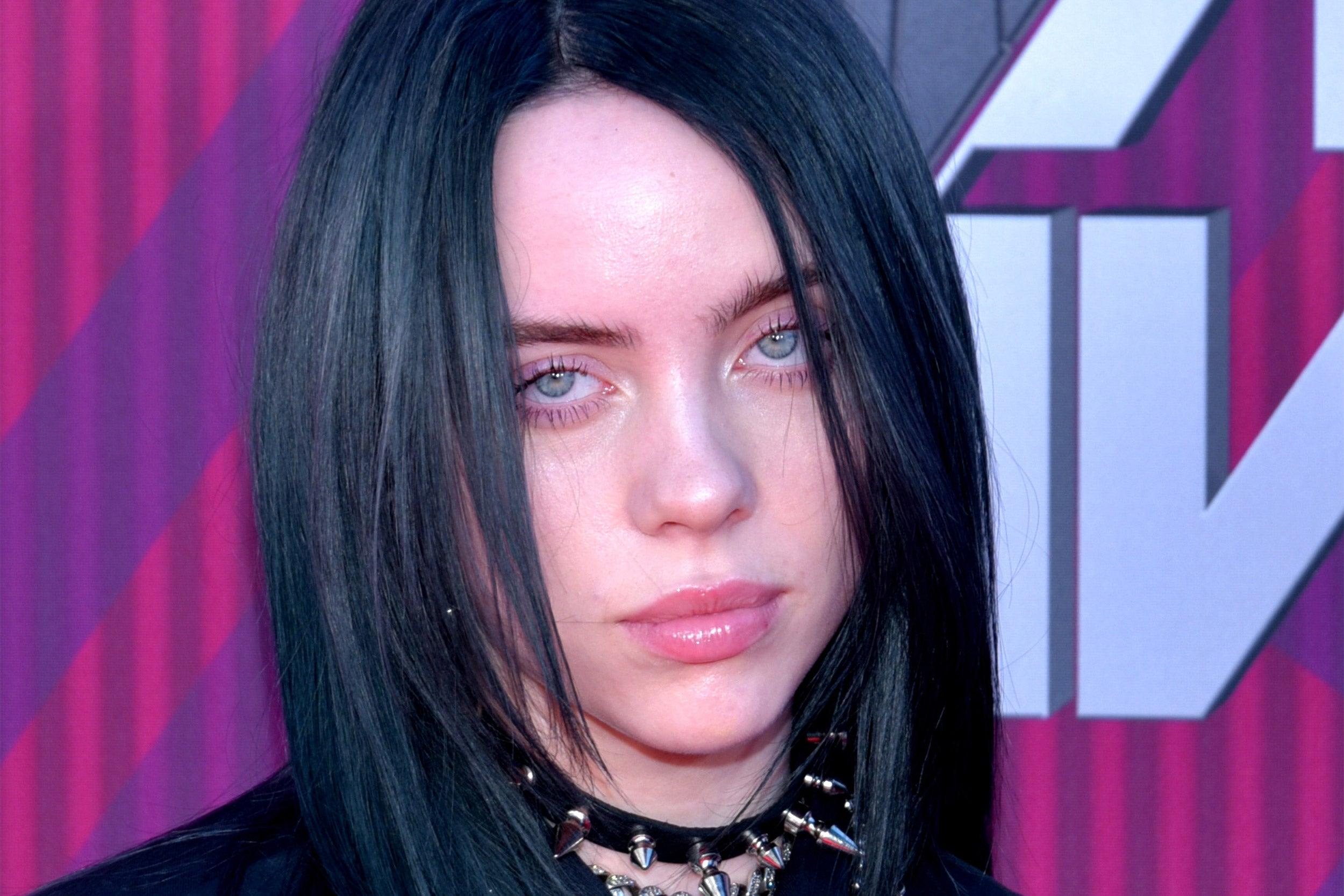 Singer Billie Eilish